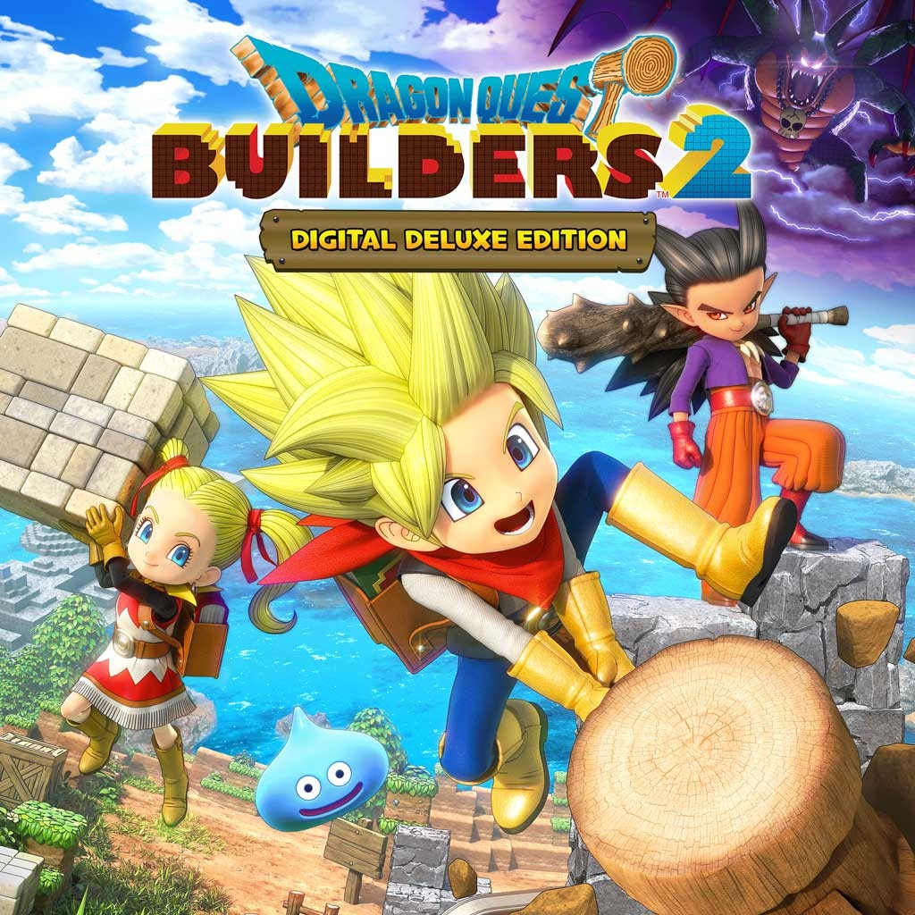 DRAGON QUEST BUILDERS 2 Digital Deluxe Edition (英文版)