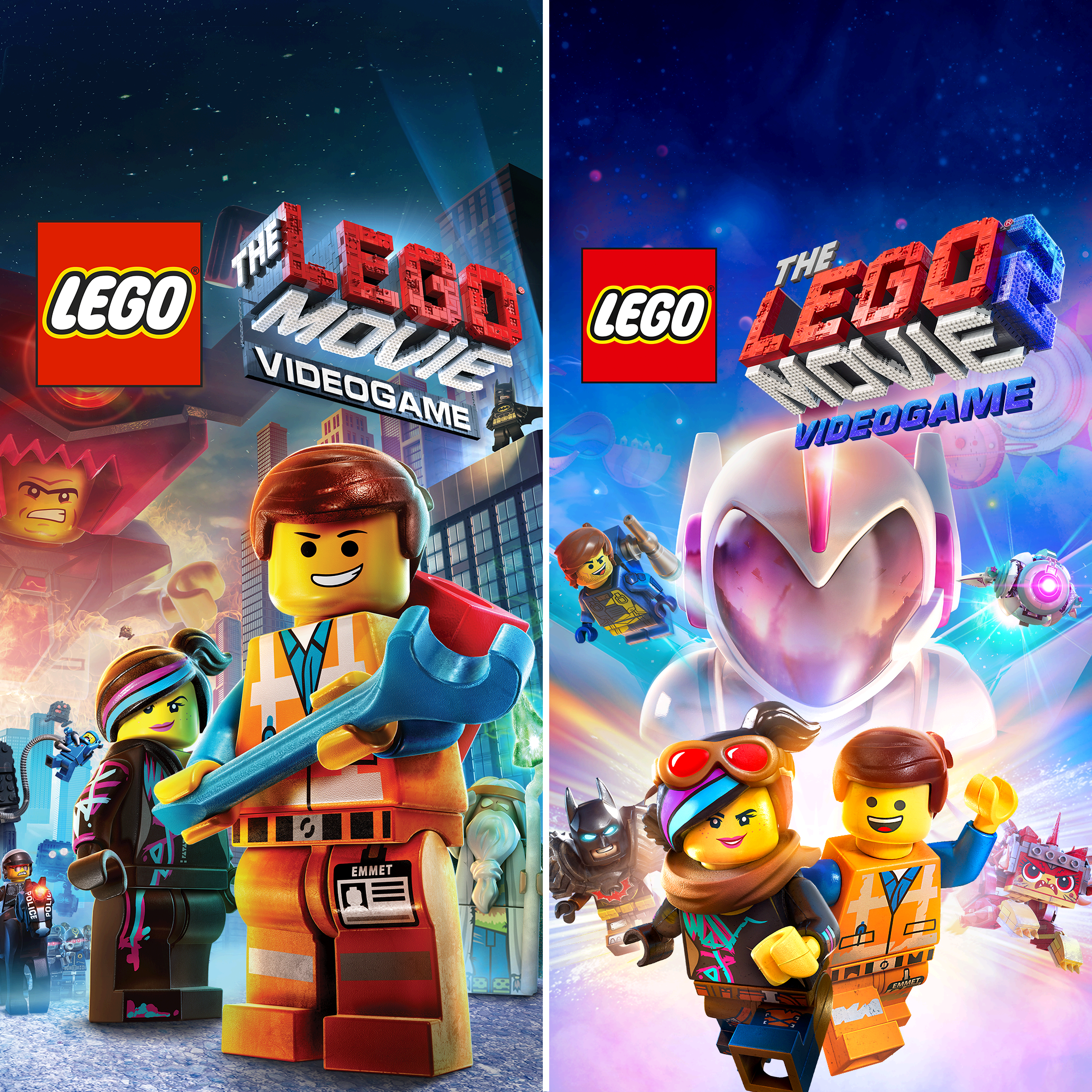 The LEGO® Movie Videogame Bundle