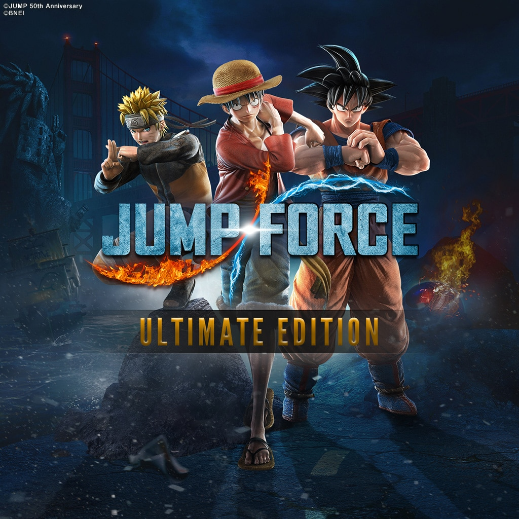 JUMP FORCE - Ultimate Edition (Simplified Chinese, Korean, Thai, Traditional Chinese)