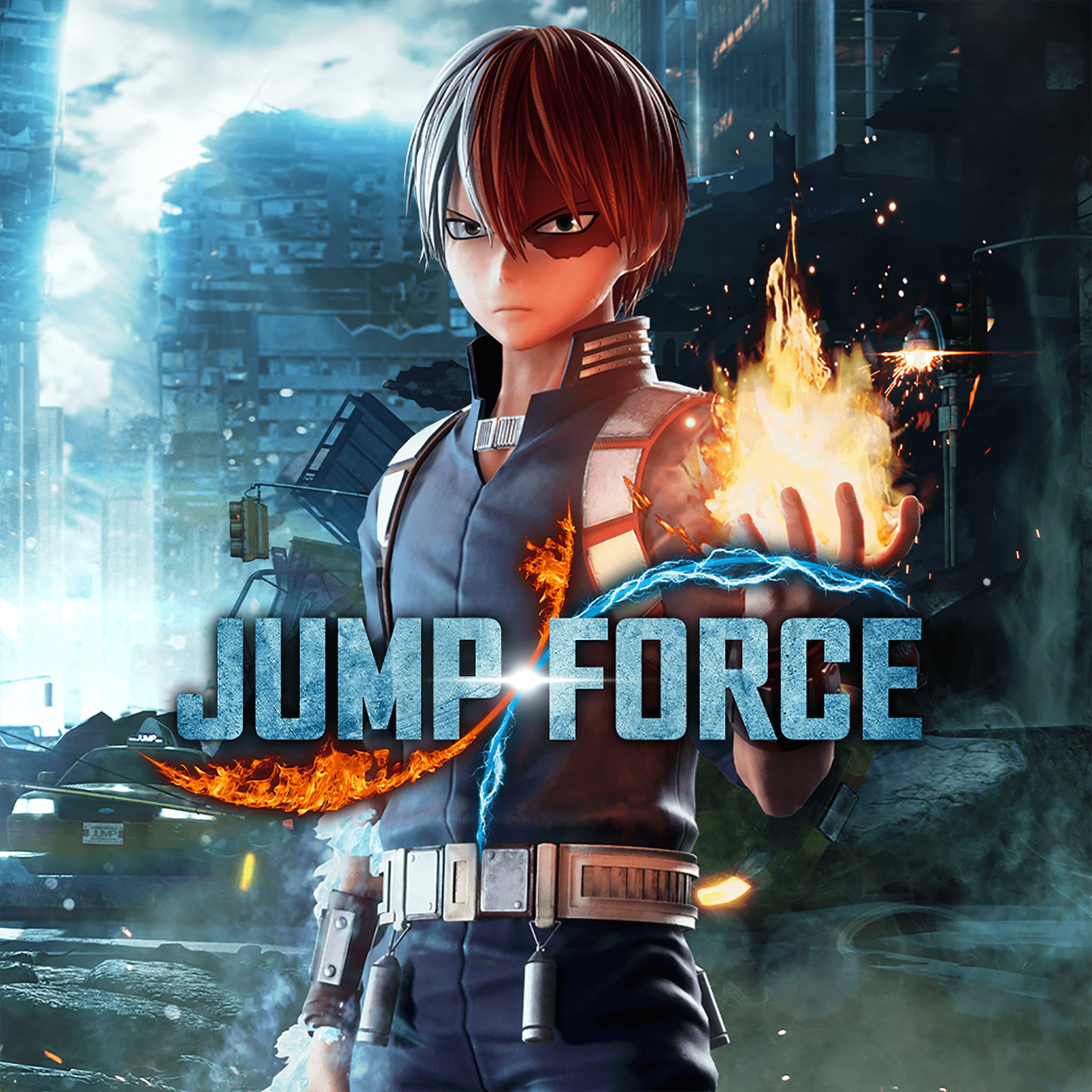 JUMP FORCE Character Pack 10: Shoto Todoroki