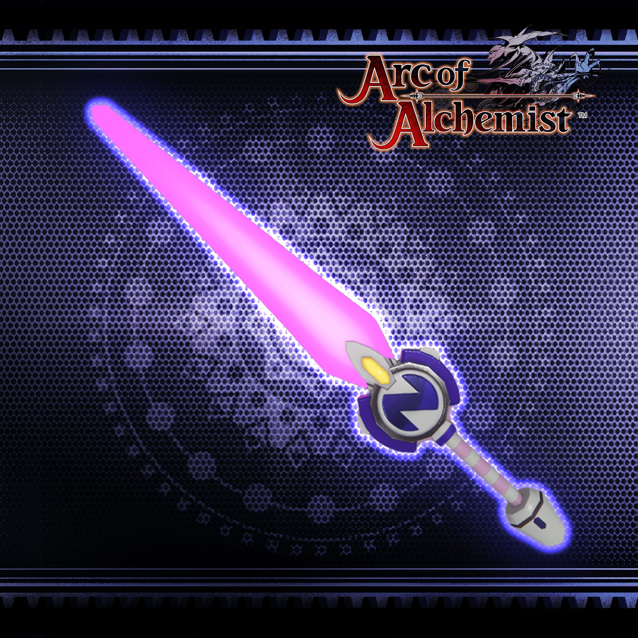 Arc of Alchemist - Special Weapon: Beam Dagger