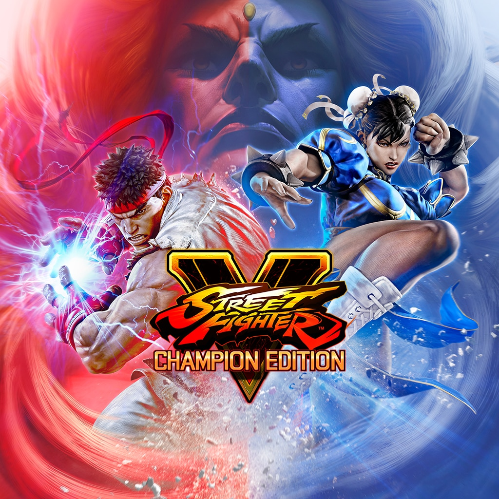 Street Fighter V: Champion Edition (English/Chinese/Korean/Japanese Ver.)