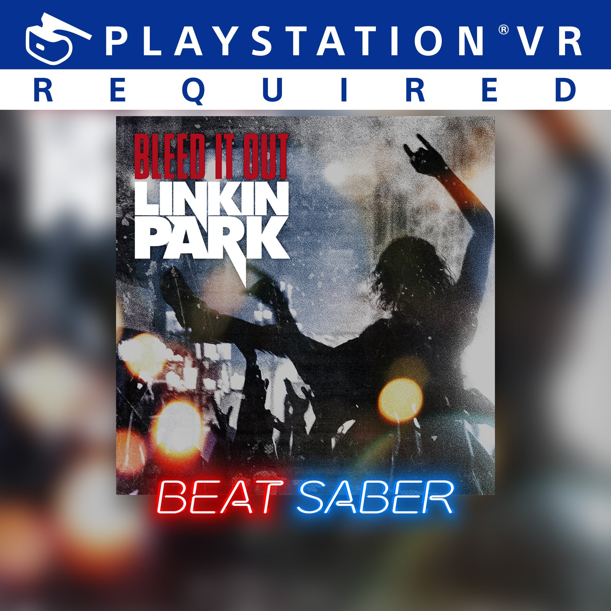 Beat Saber: Linkin Park – 'Bleed it Out'