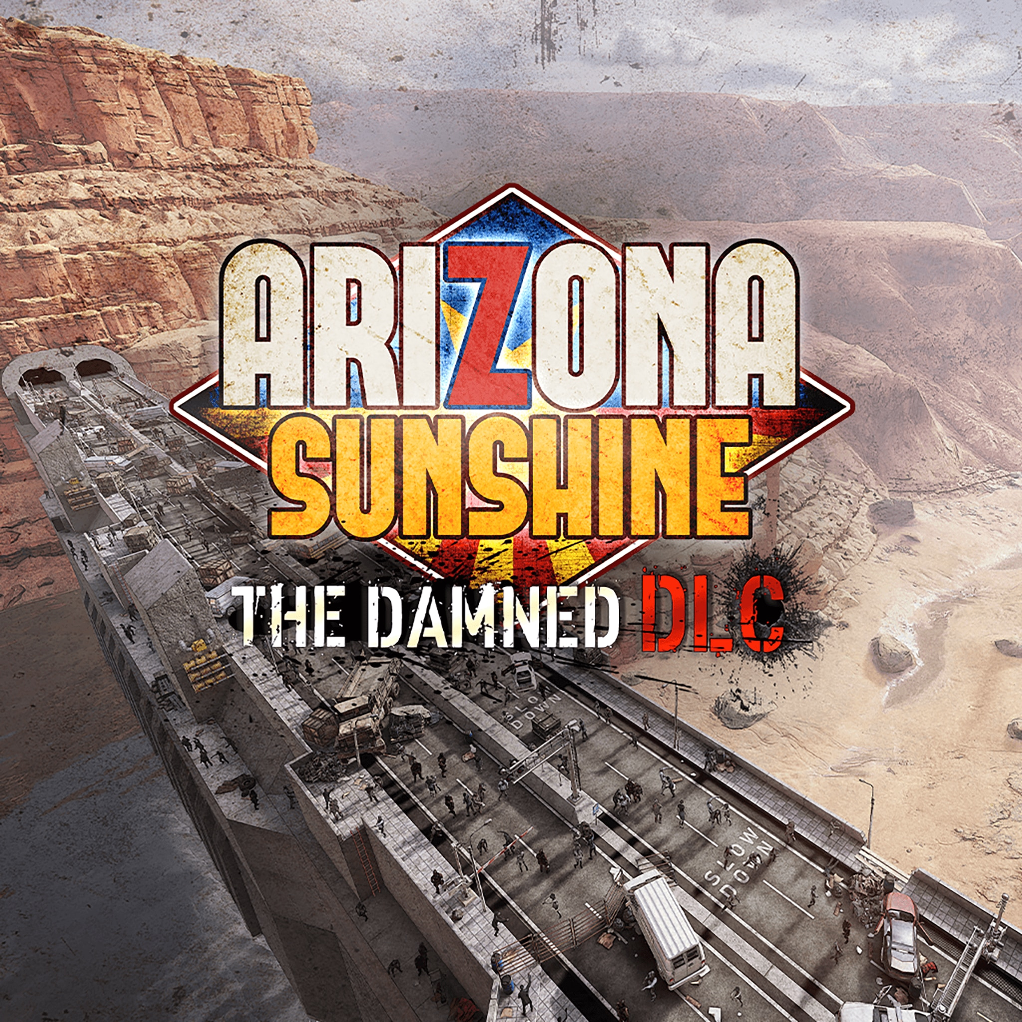 Arizona Sunshine® - The Damned DLC