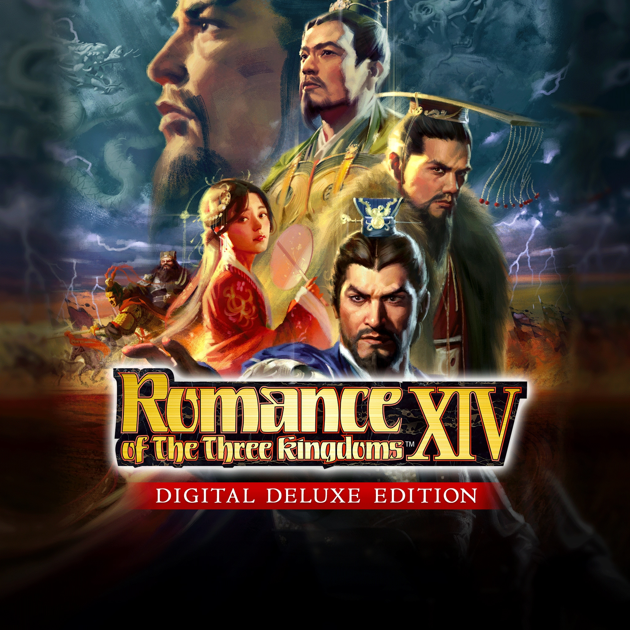 ROMANCE OF THE THREE KINGDOMS XIV Digital Deluxe Edition
