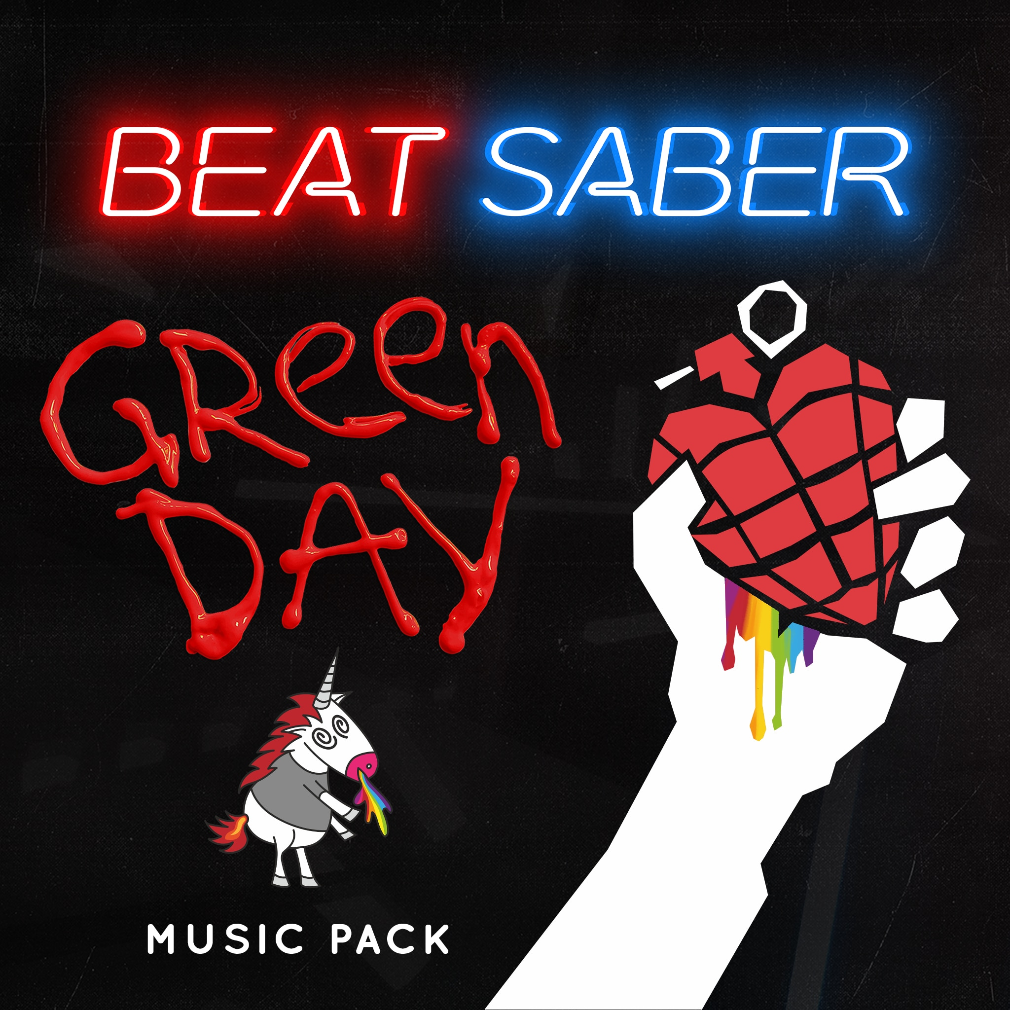 Beat Saber: Green Day Music Pack