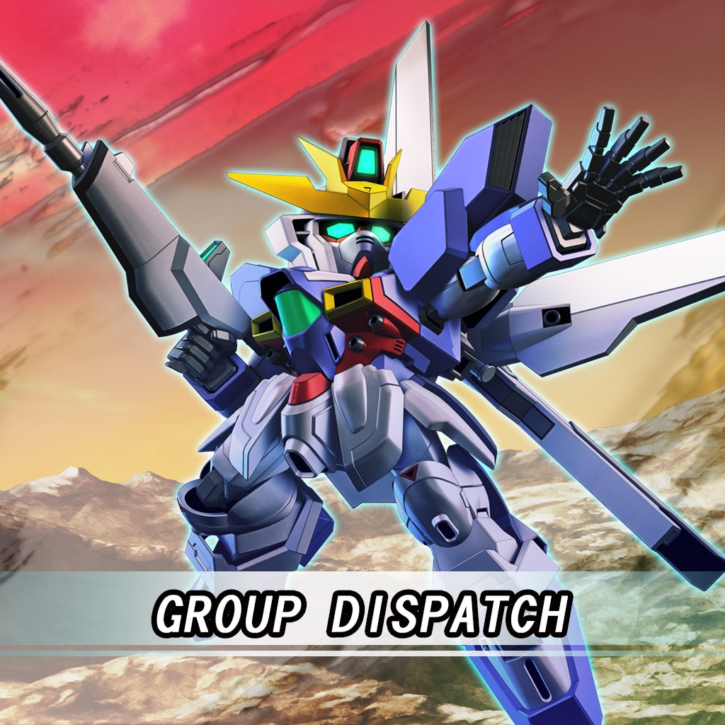 Added Dispatch: After War Gundam X NEXT PROLOGUE, With you, if it's with you Mission! (Chinese/Korean Ver.)