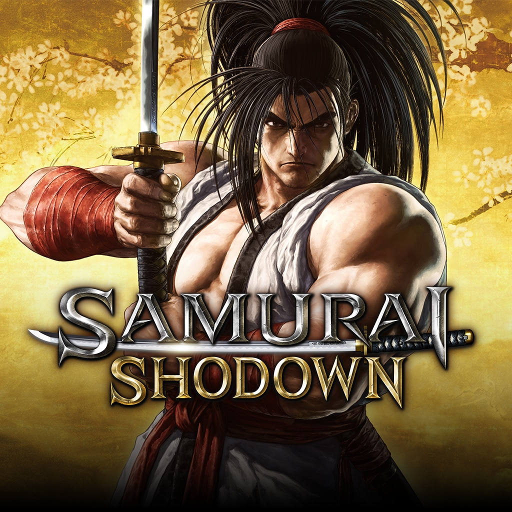 SAMURAI SHODOWN (English/Chinese/Japanese Ver.)