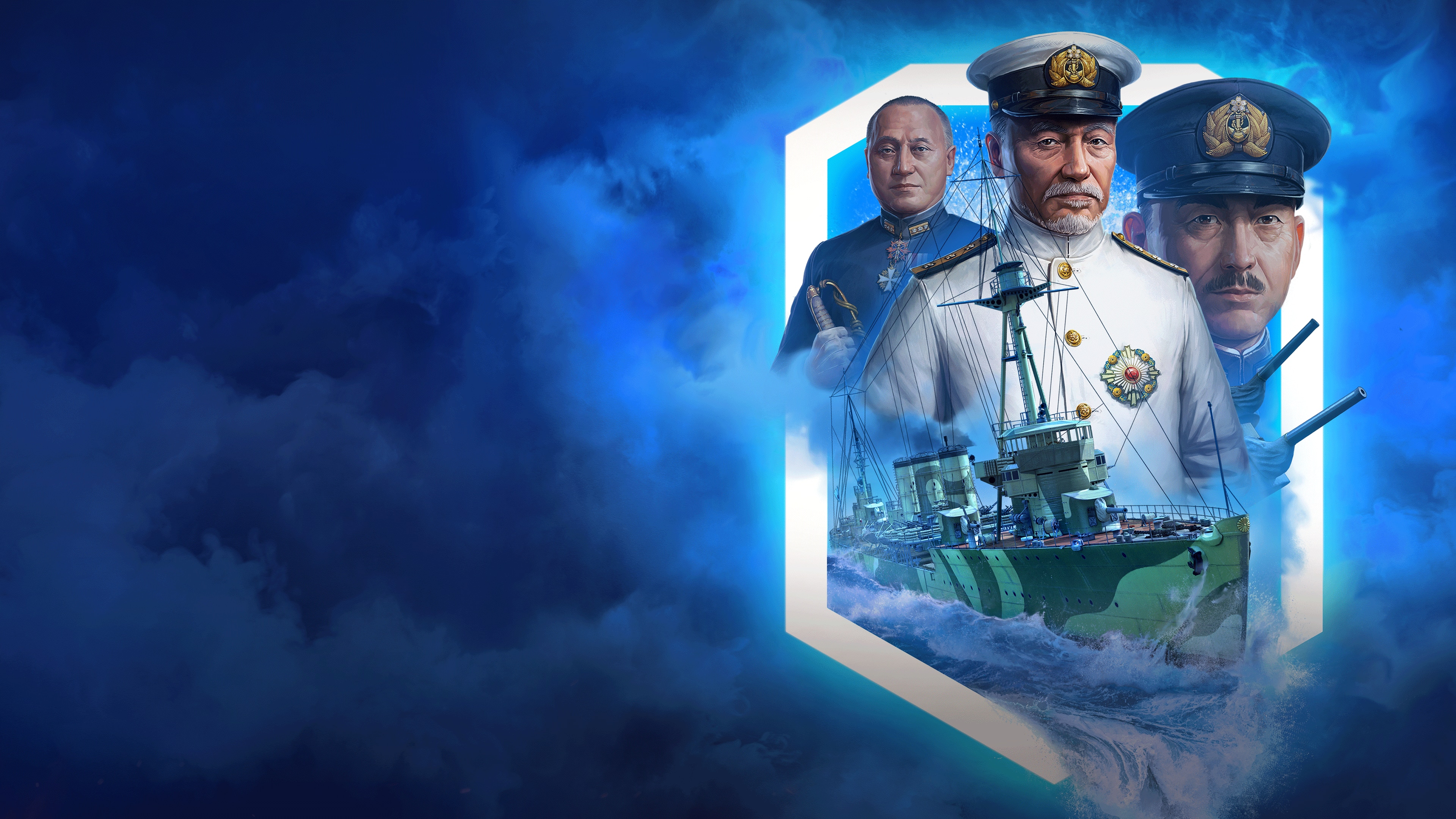 World of Warships: Legends — Tufão Iwaki