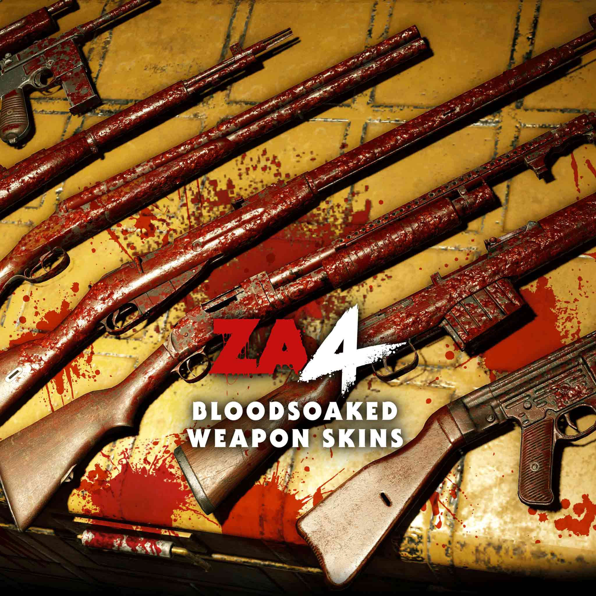 Zombie Army 4: Bloodsoaked Weapon Skins