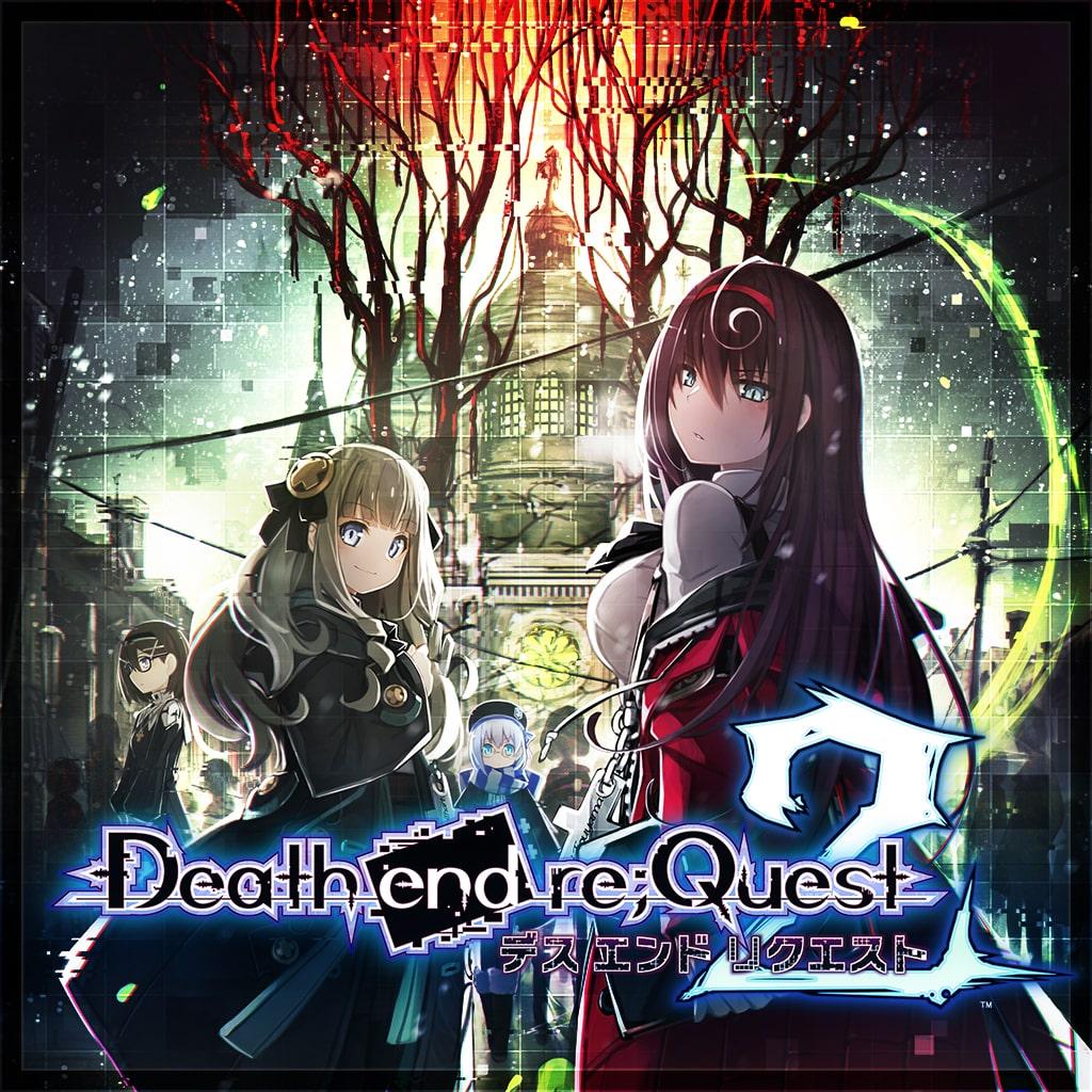 Death end re;Quest2 しいなのメイド服