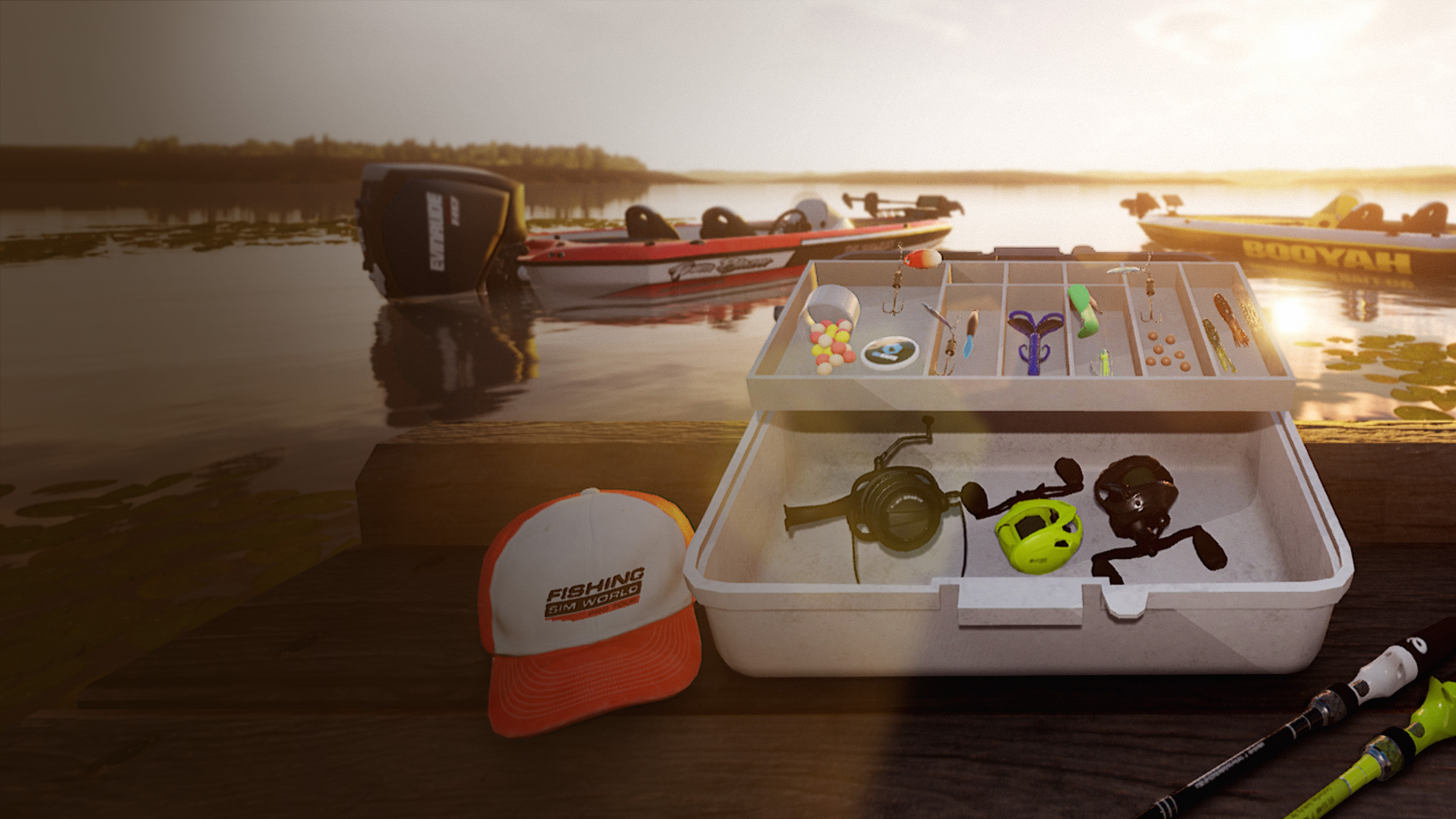 Fishing Sim World®: Pro Tour - Tackle Box Equipment Pack