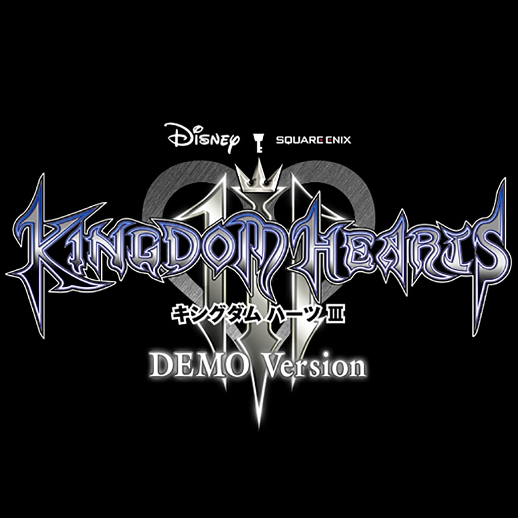 KINGDOM HEARTS Ⅲ DEMO Version (日文版)