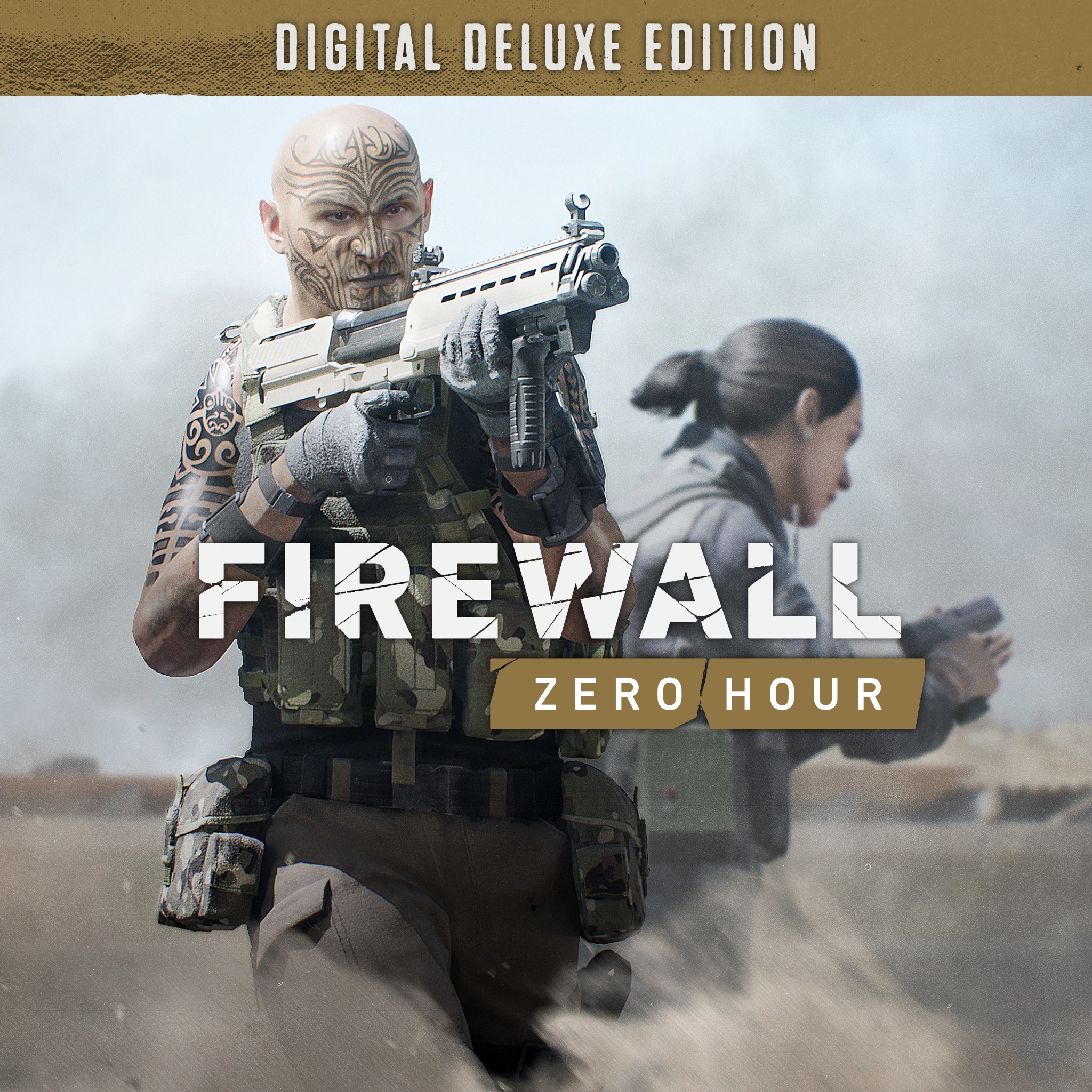 Firewall Zero Hour™ Digital Deluxe Edition