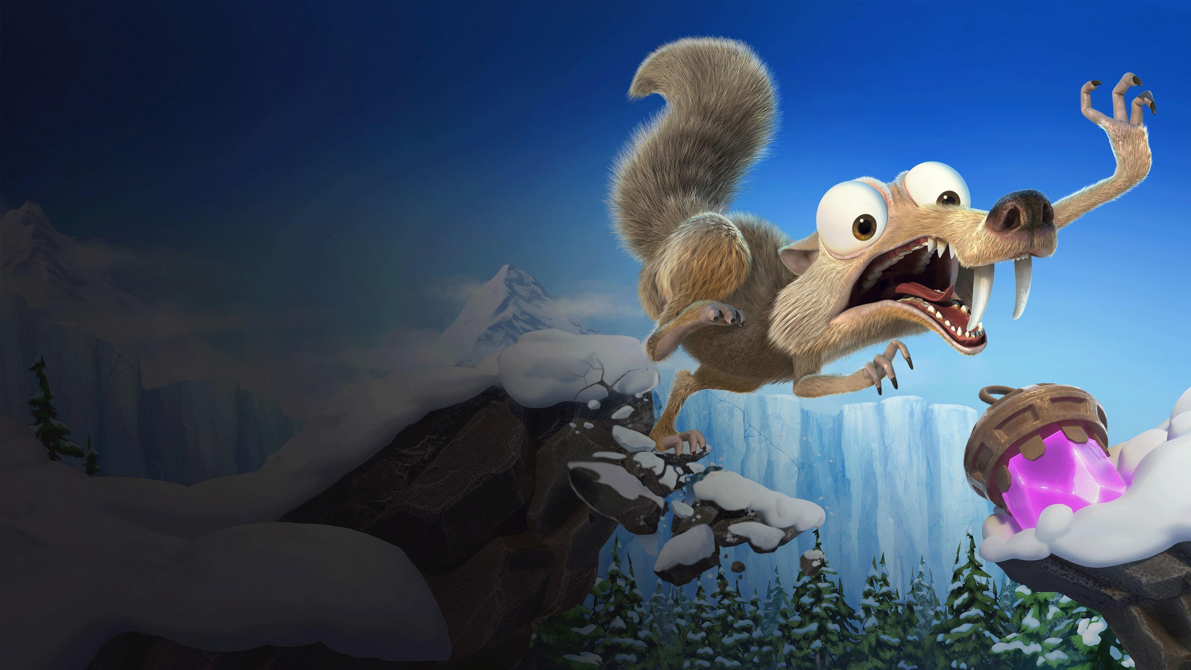 Ice Age Scrat's Nutty Adventure!