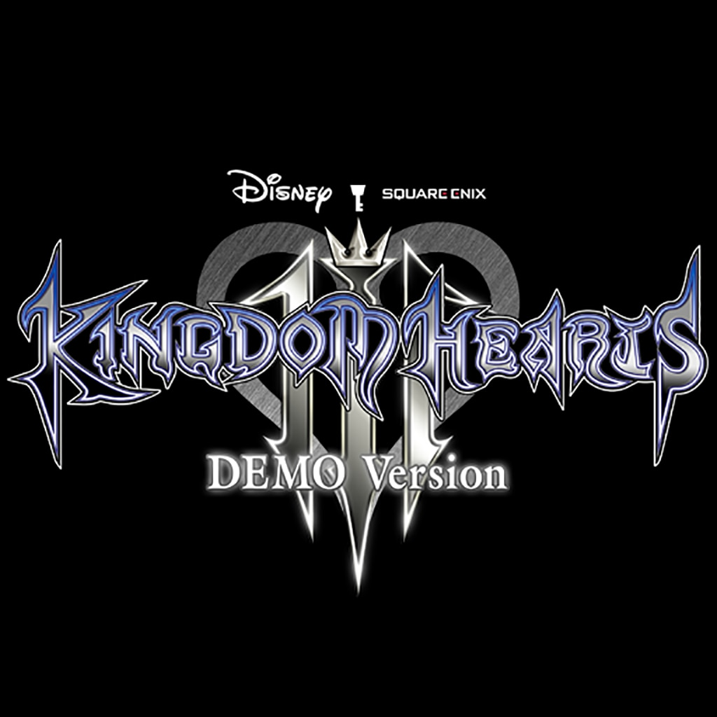 KINGDOM HEARTS Ⅲ DEMO Version (英文版)