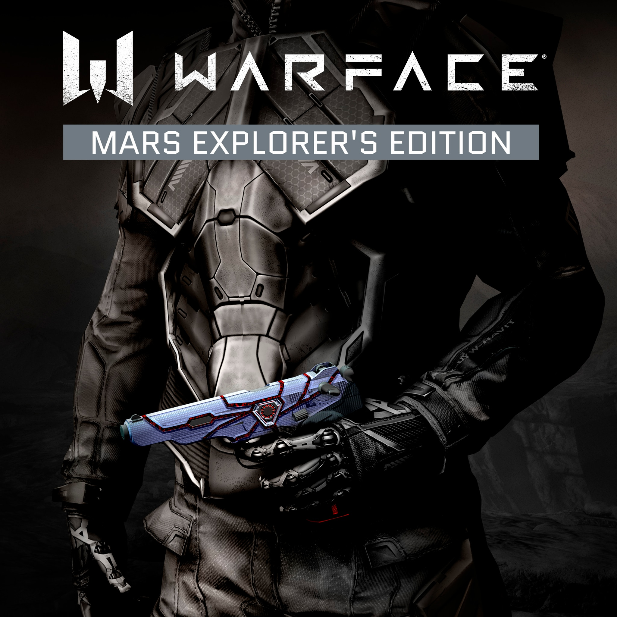 Warface: Mars Explorer's Edition