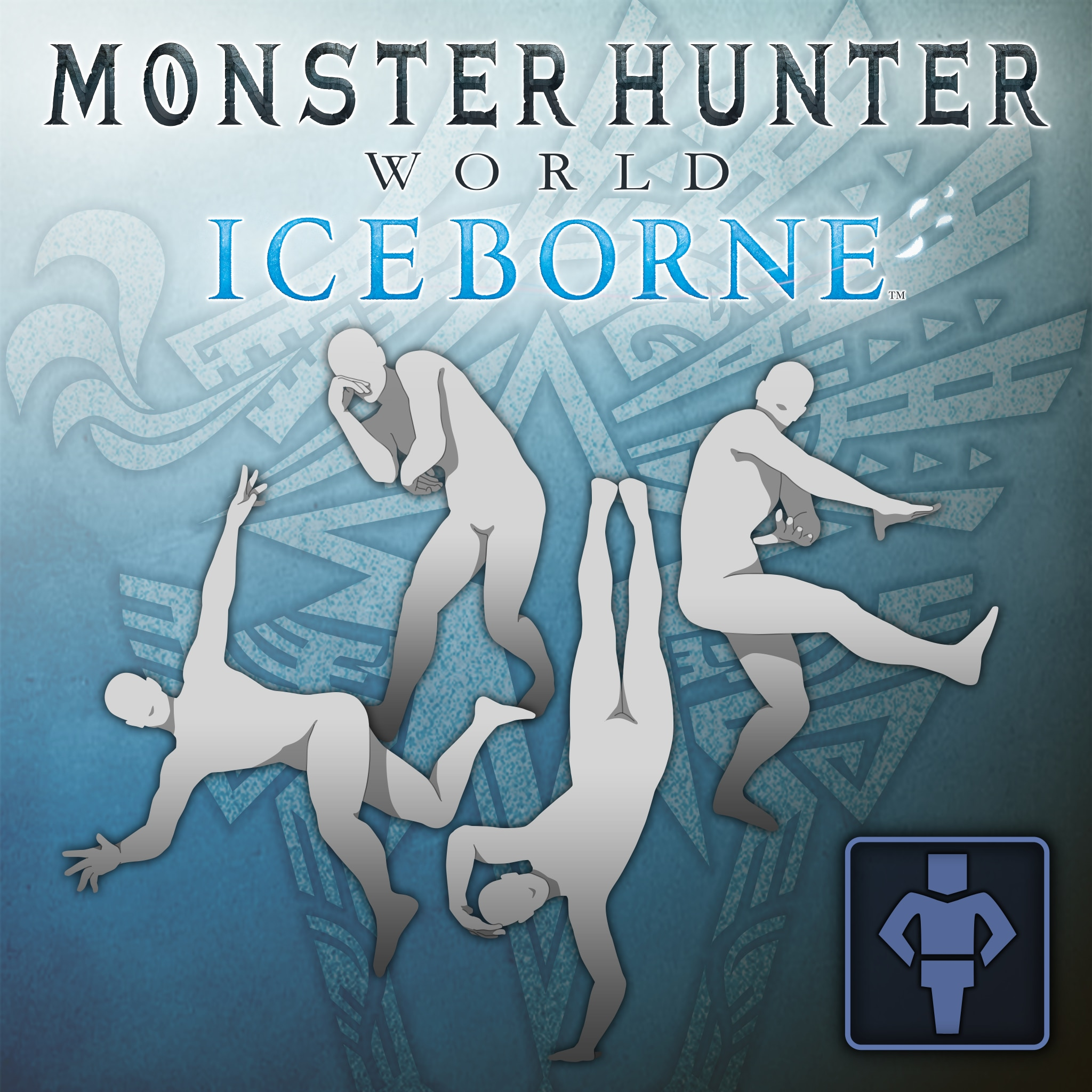 MHW:I Gesture Pack: Clean Dance Set