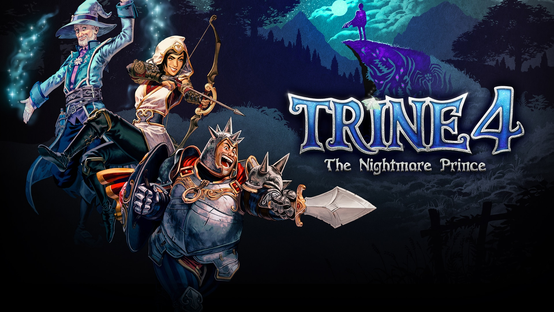 Trine 4: The Nightmare Prince (English/Chinese Ver.)