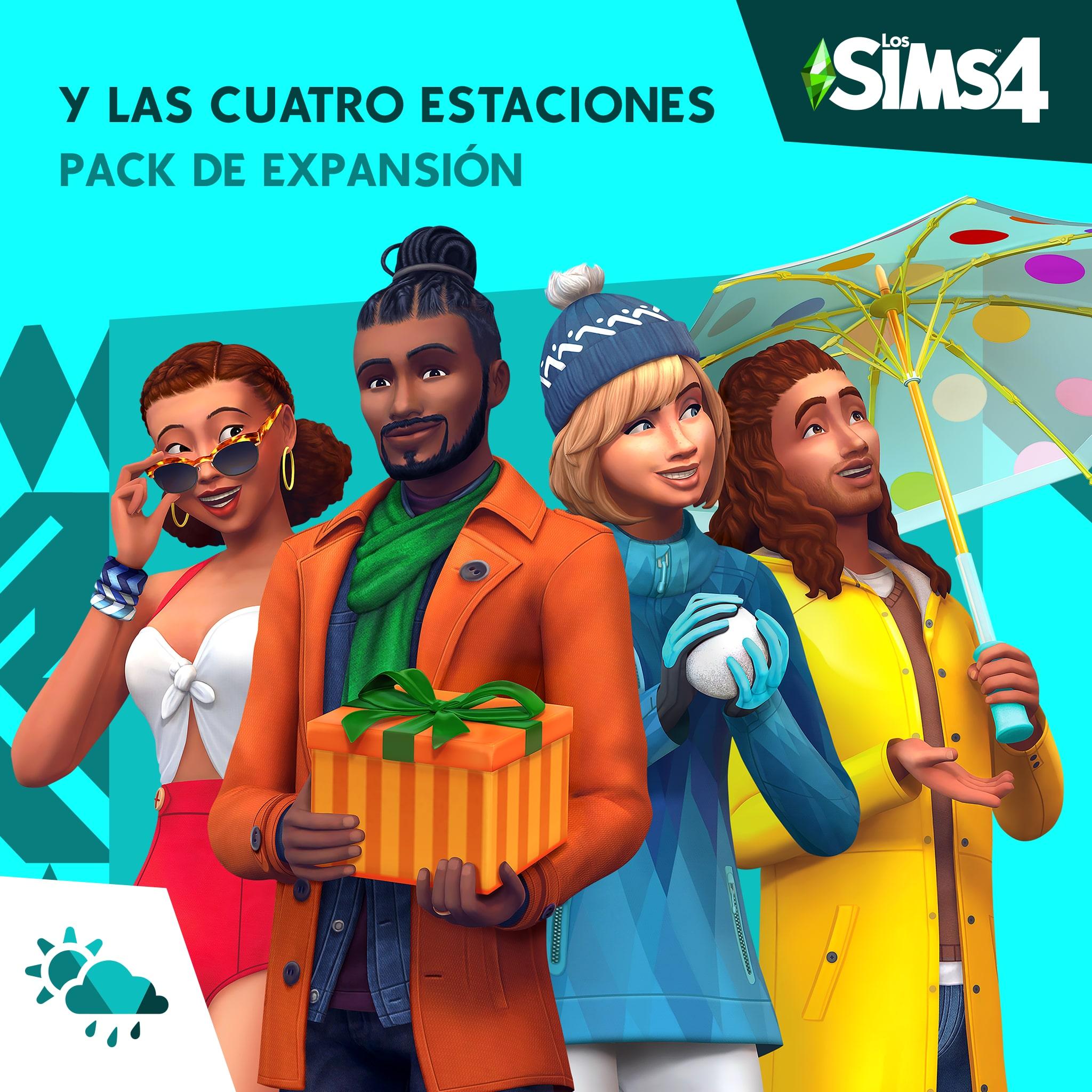 Los Sims™ 4 Y Las Cuatro Estaciones