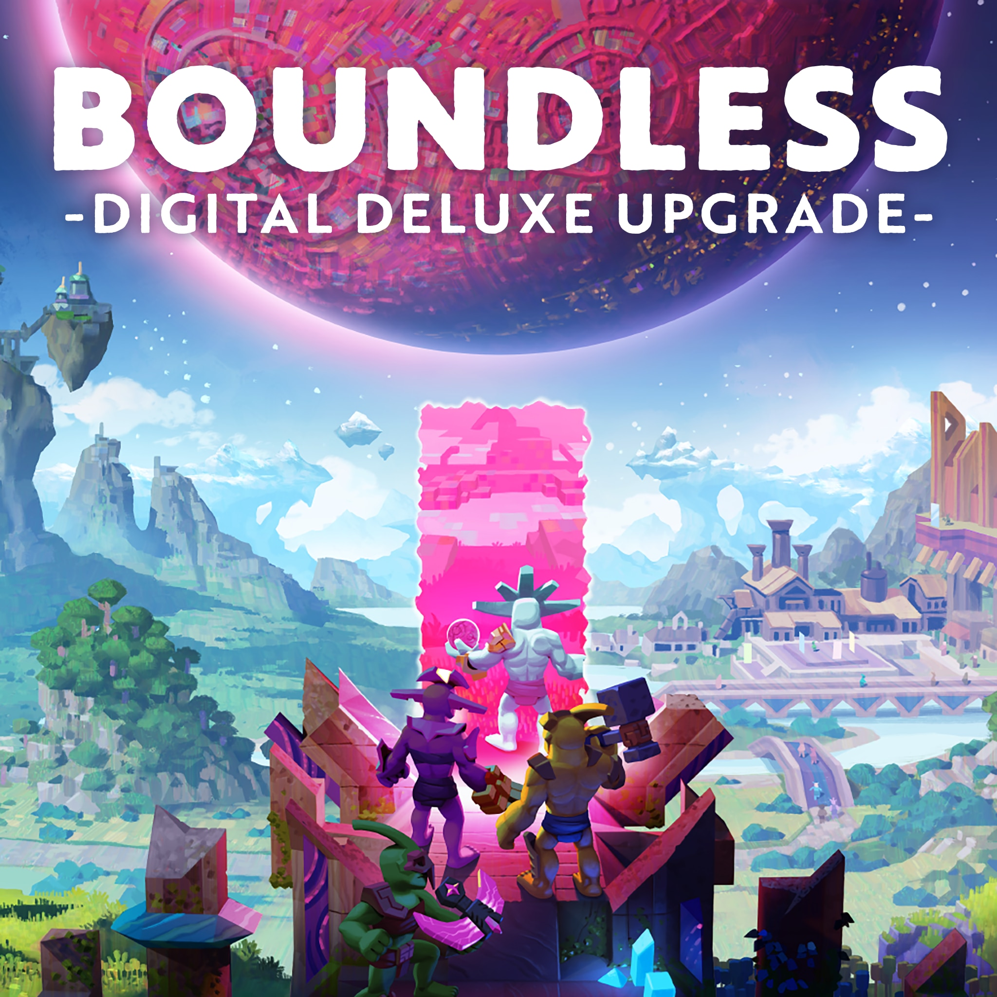 BOUNDLESS DIGITAL DELUXE EDITION UPGRADE