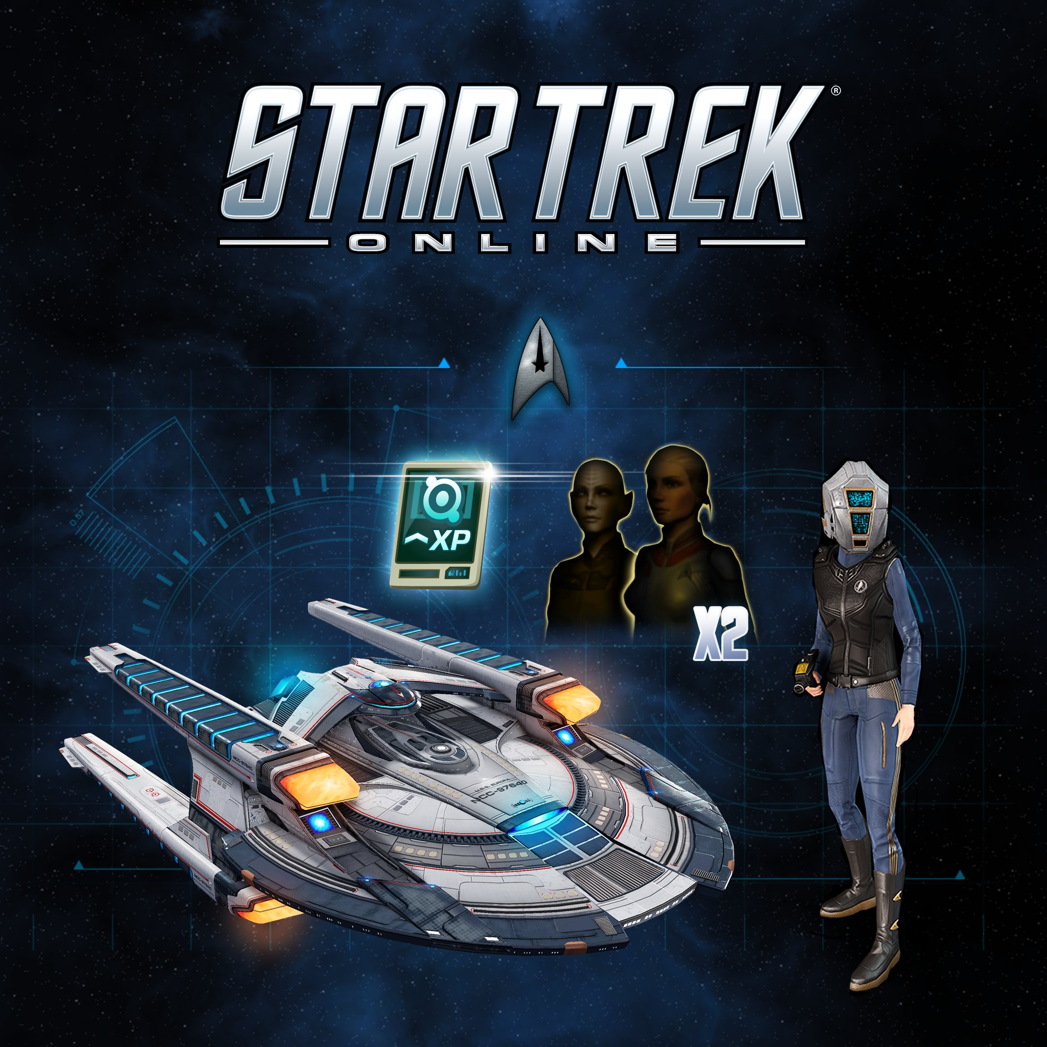 Star Trek Online: Discovery Expedition Bundle