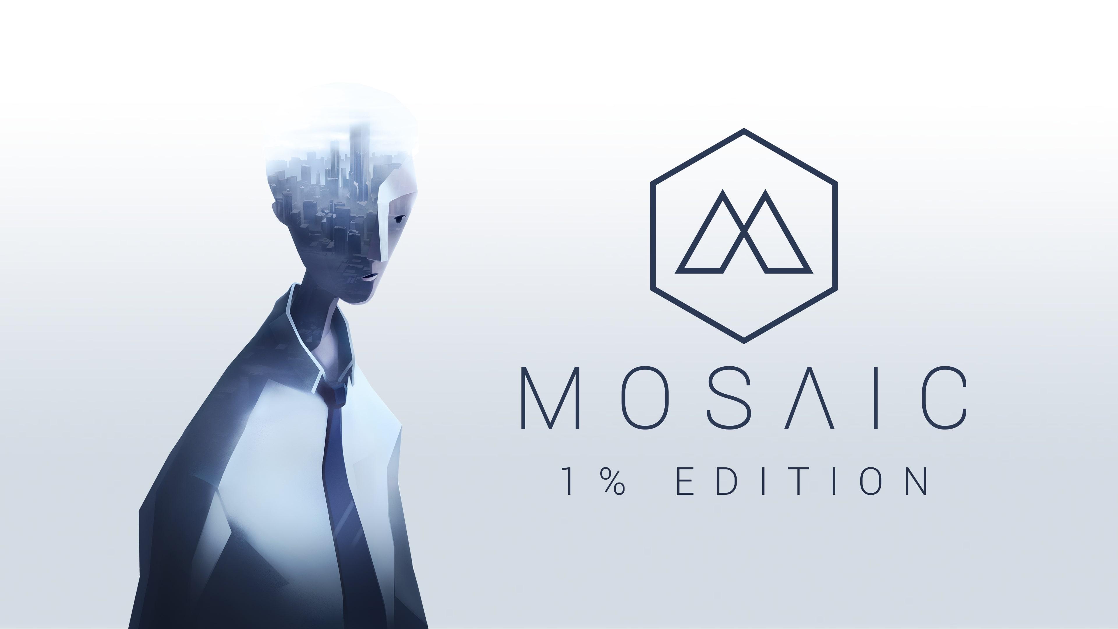 Mosaic 1% Edition