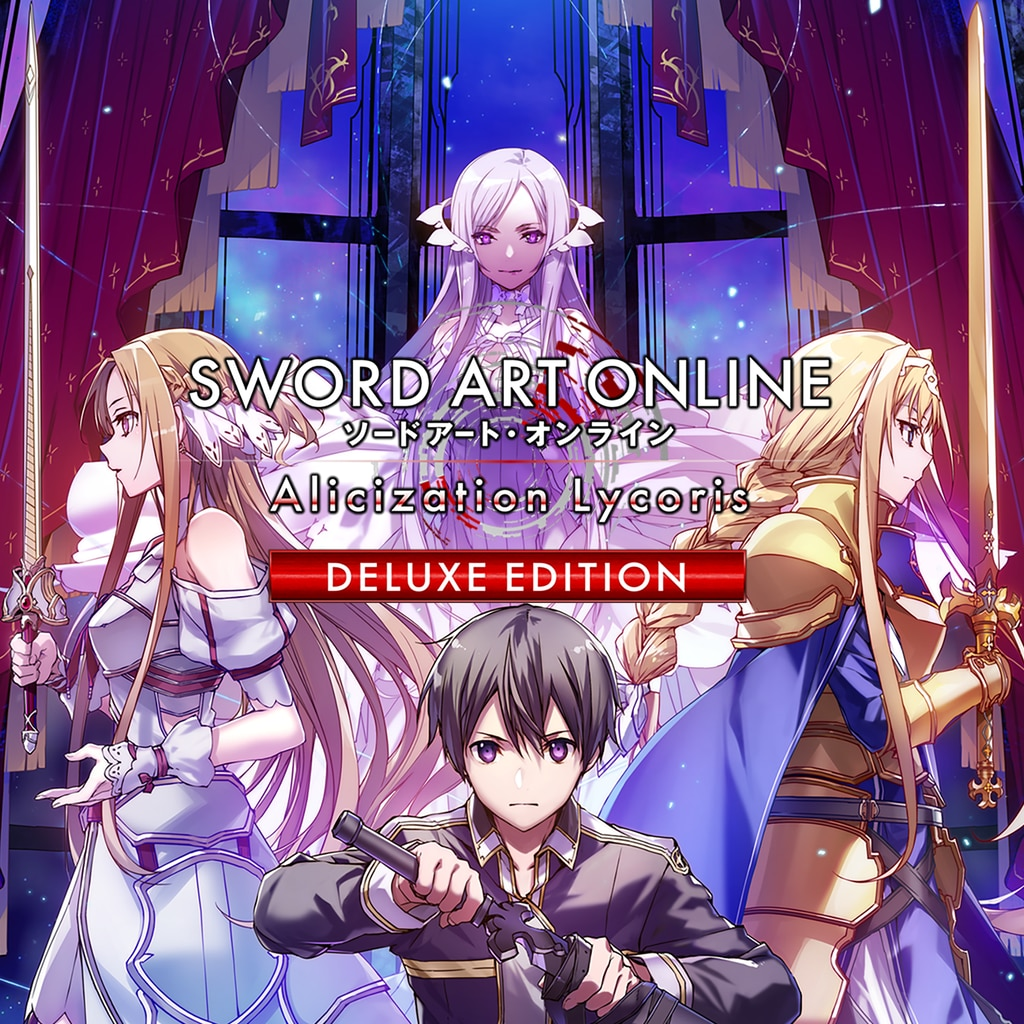 SWORD ART ONLINE Alicization Lycoris Deluxe Edition
