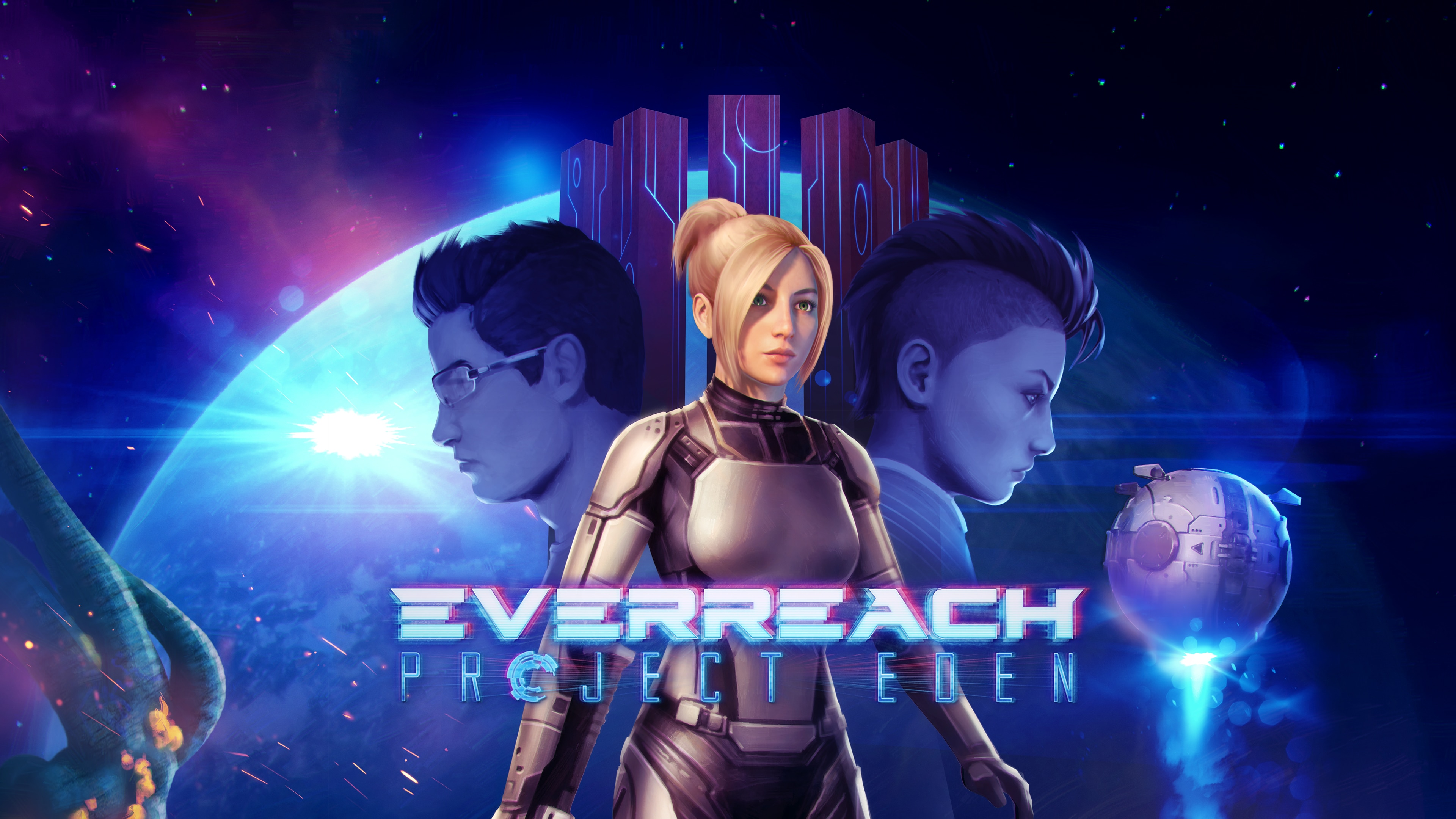 Everreach: Project Eden (エバーリーチ: プロジェクト・エデン)