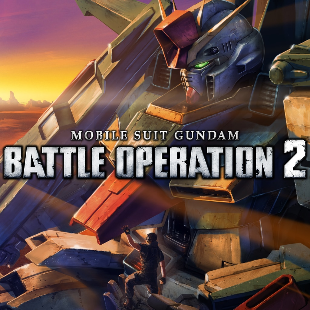 MOBILE SUIT GUNDAM BATTLE OPERATION 2 (Simplified Chinese, English, Korean, Japanese, Traditional Chinese)
