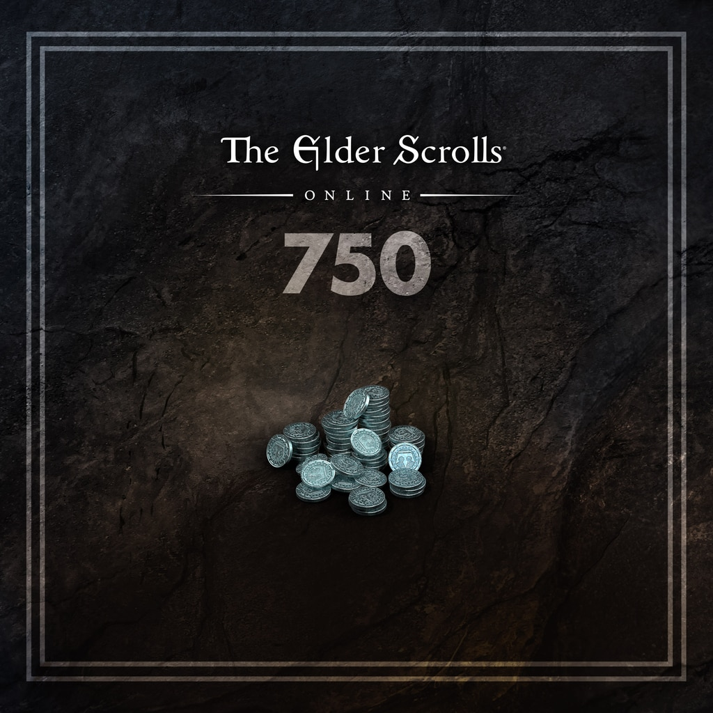The Elder Scrolls® Online: 750 Crowns