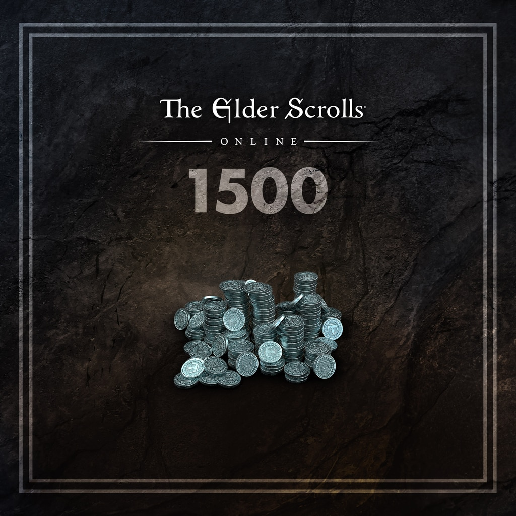 The Elder Scrolls® Online: 1500 Crowns