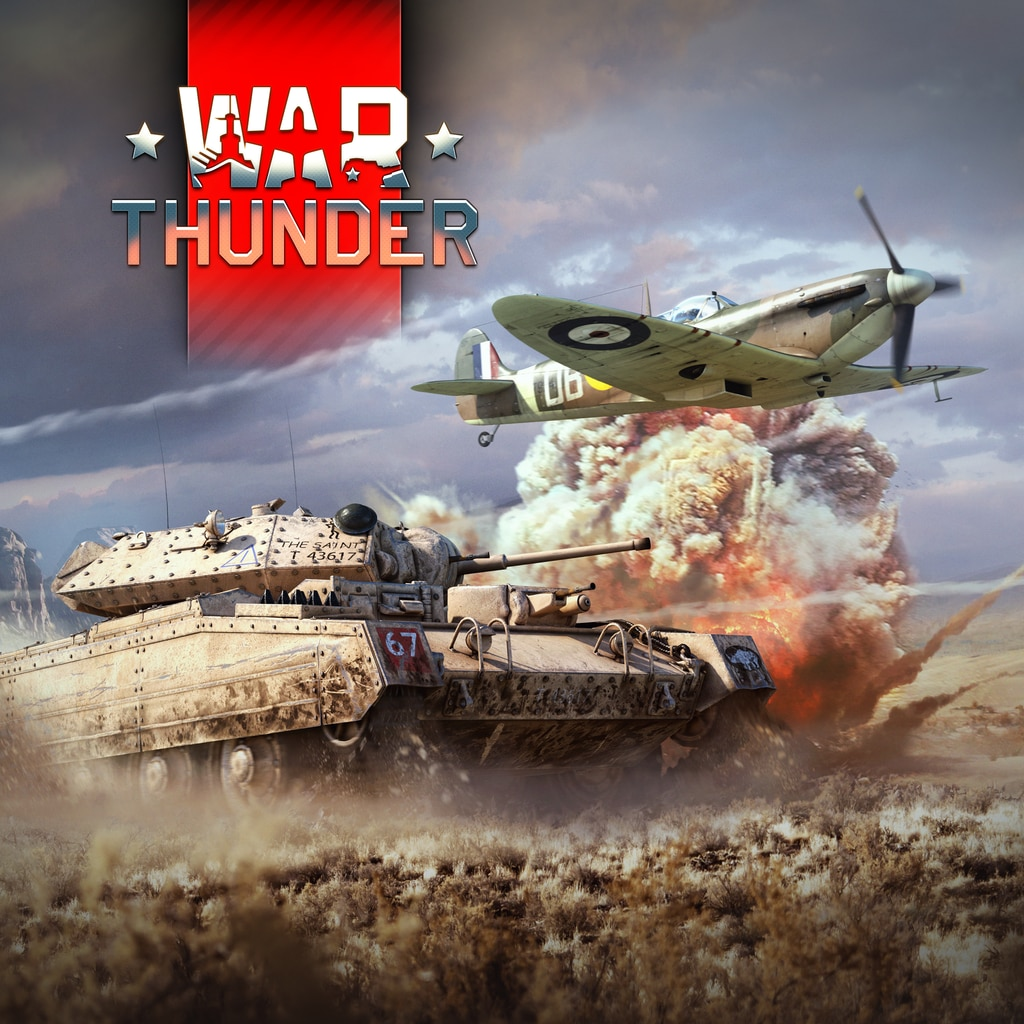War Thunder - British Starter Pack