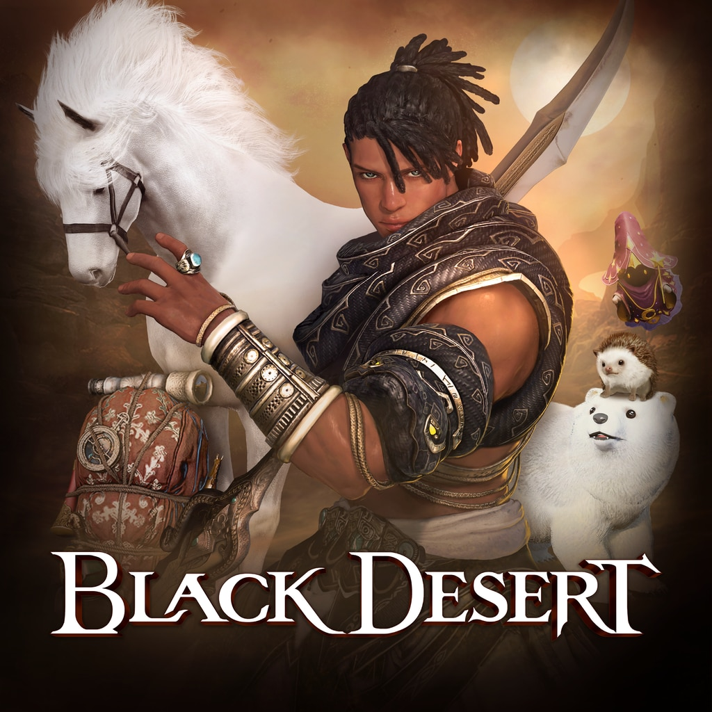 Black Desert - Conqueror Item Pack