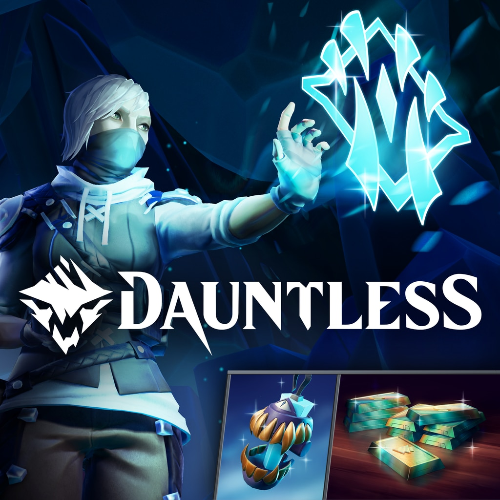 Dauntless - The Unseen Arrival Pack