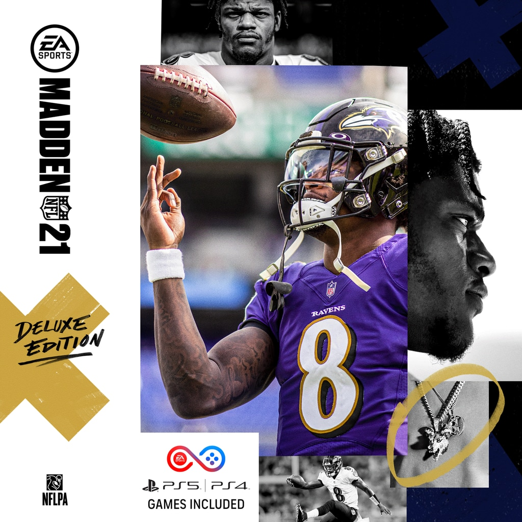 Madden NFL 21 Deluxe Edition PS4™ & PS5™