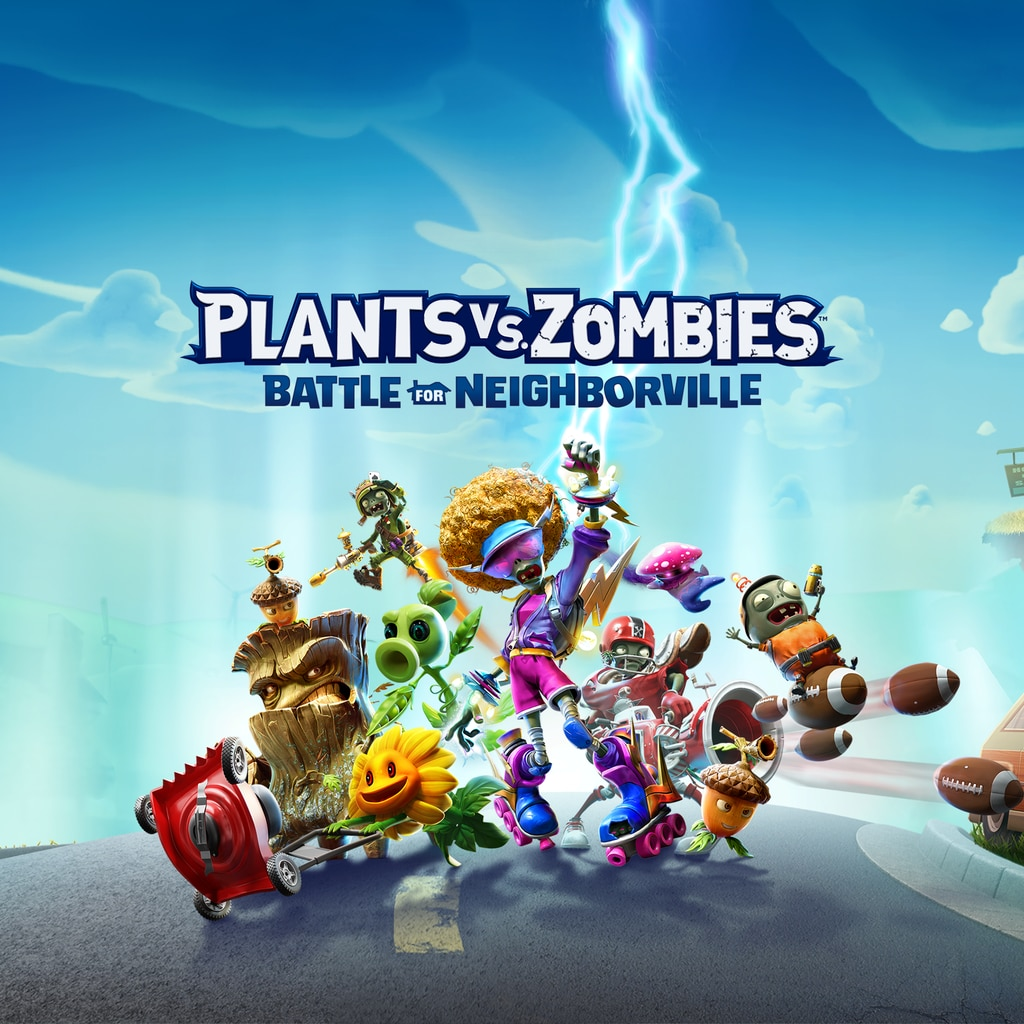 Plants vs. Zombies™‎‏: معركة Neighborville