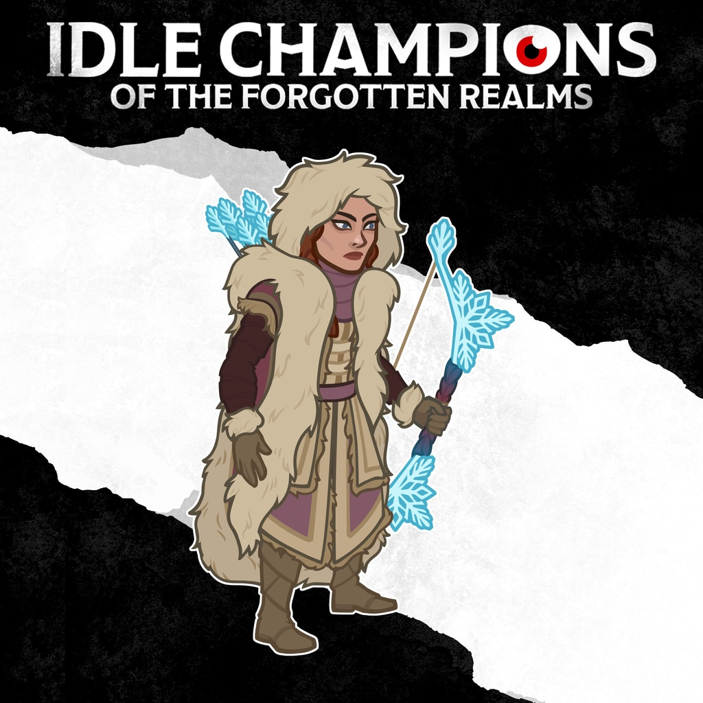 Idle Champions: Icewind Dale Catti-brie Skin & Feat Pack