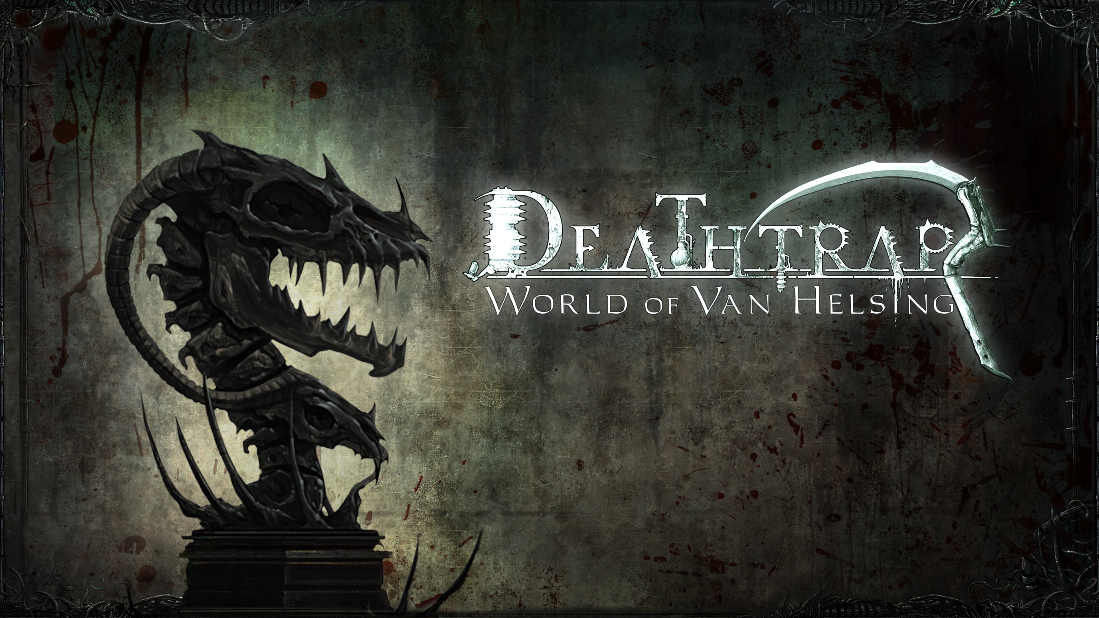 World of Van Helsing: Deathtrap
