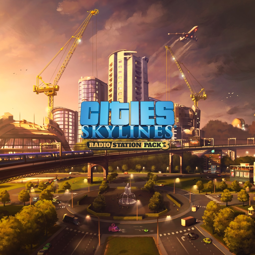Cities: Skylines - Radio Station Pack 3