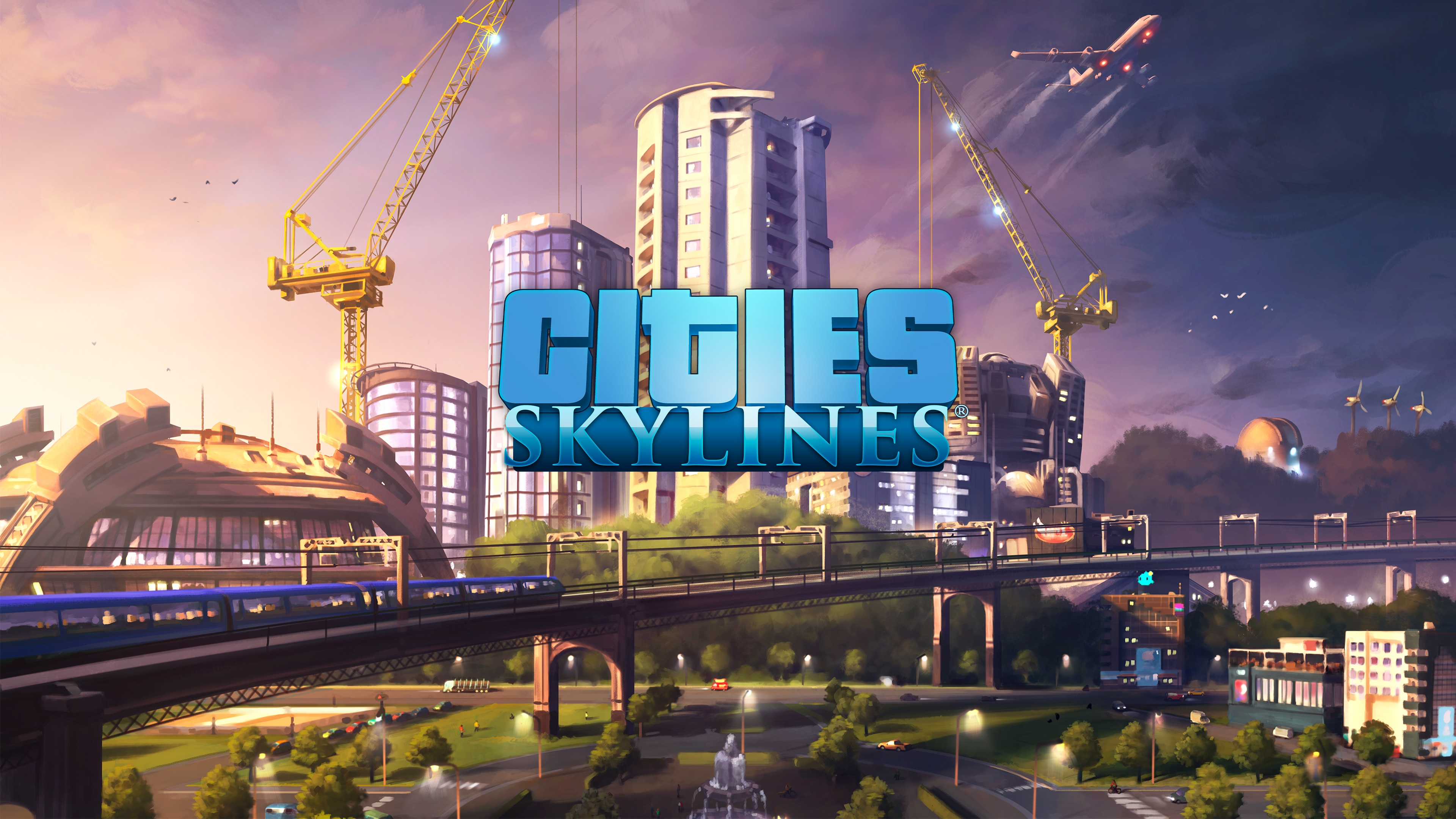 Cities: Skylines - PlayStation®4 Edition