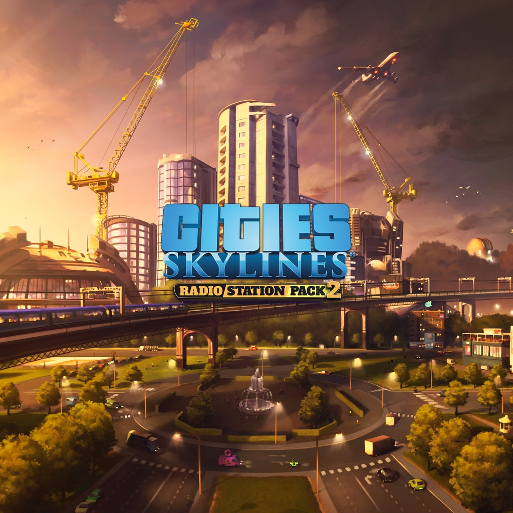 Cities: Skylines - Radio Station 2