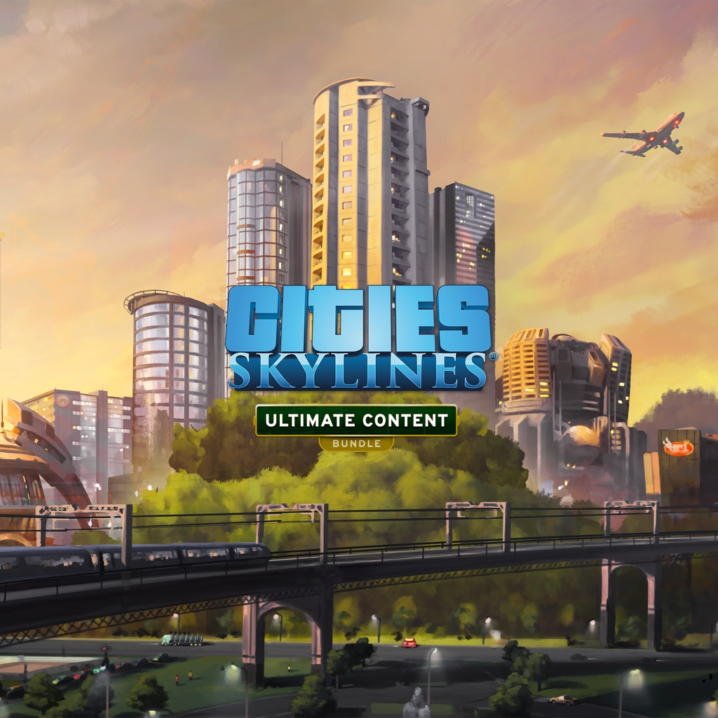 Cities: Skylines - Ultimate Content Bundle