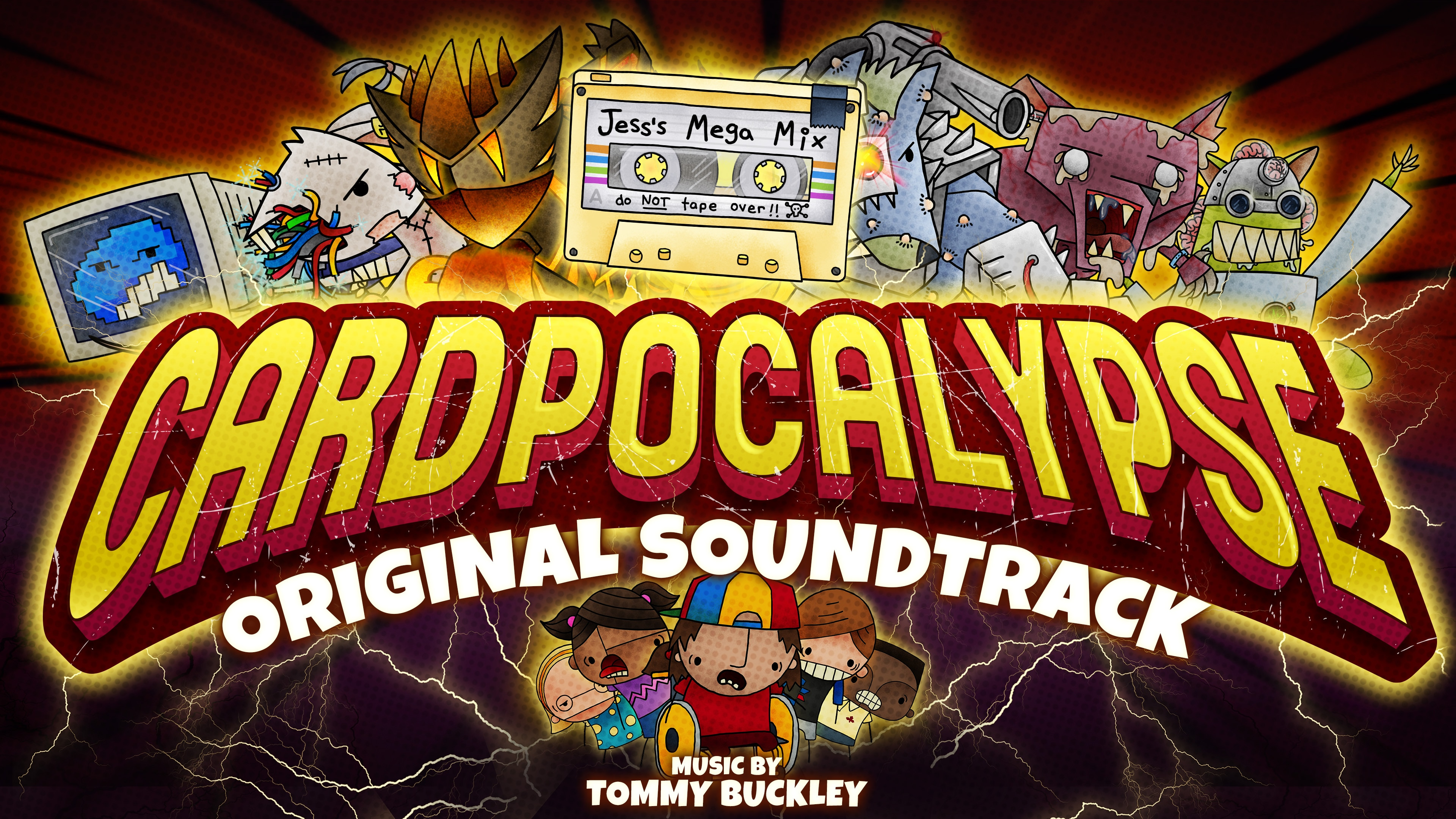 Cardpocalypse Soundtrack