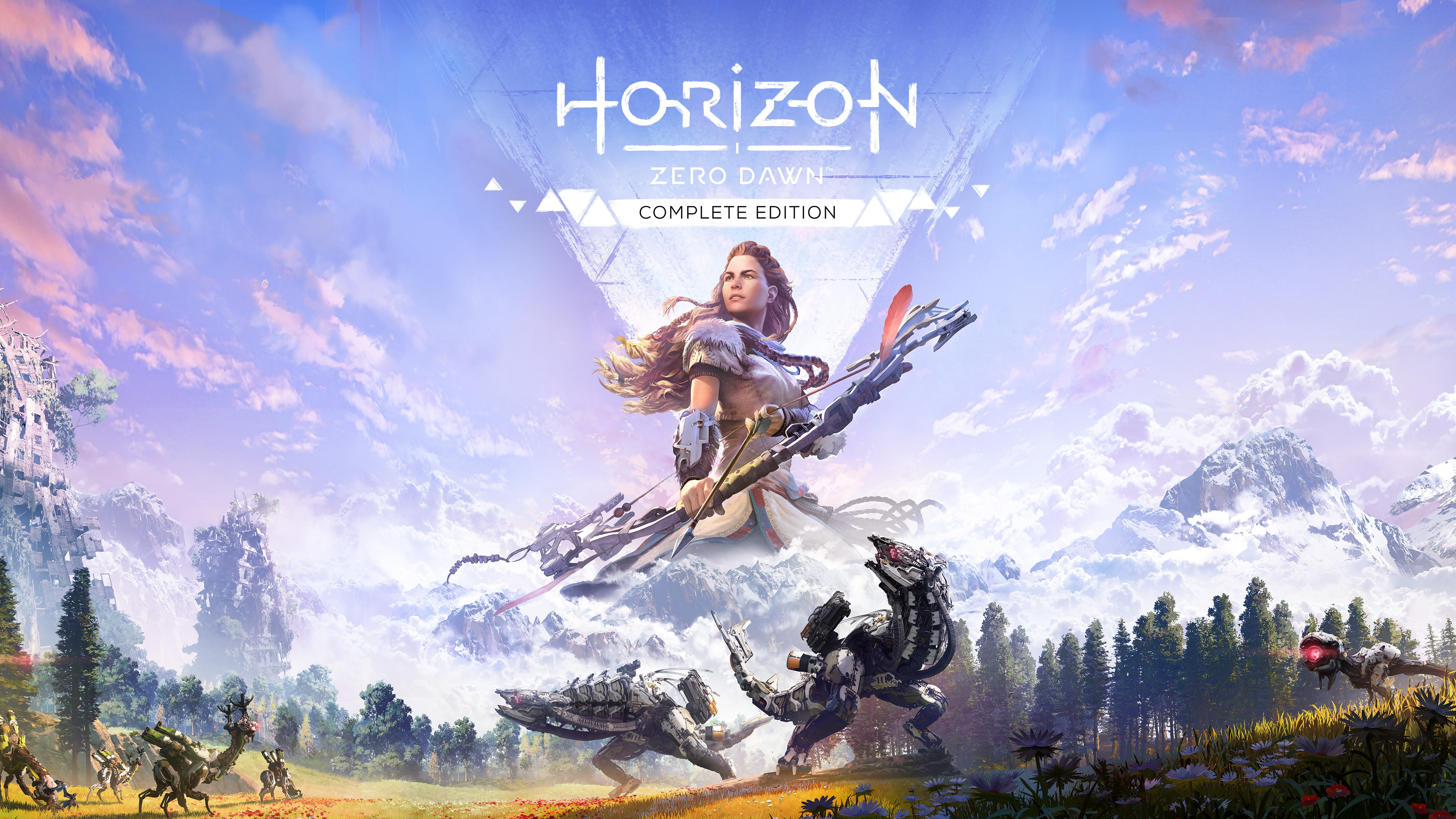 Horizon Zero Dawn™: Complete Edition PlayStation®Hits (English/Chinese/Korean Ver.)
