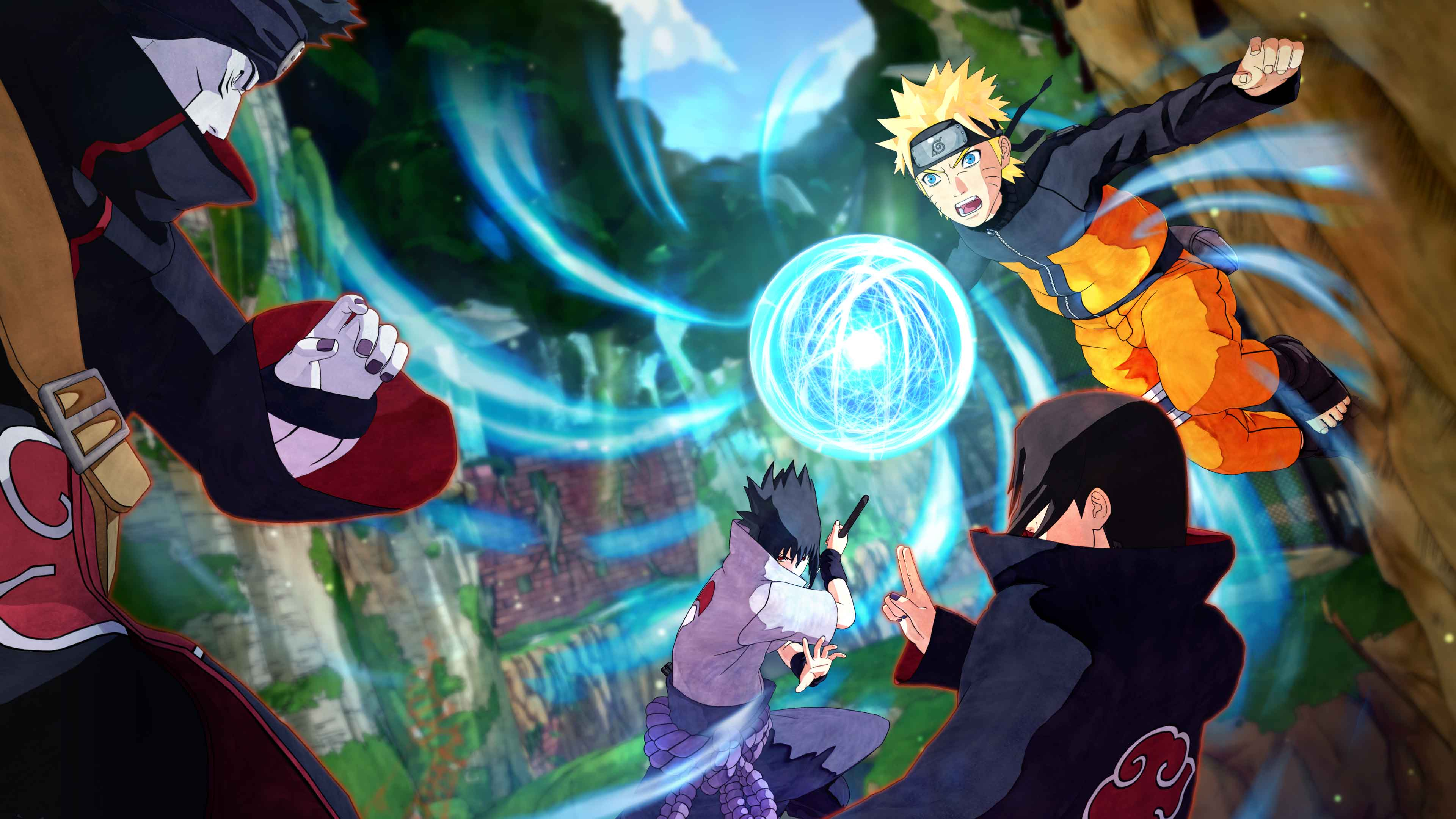NARUTO TO BORUTO: SHINOBI STRIKER (Chinese/Korean Ver.)