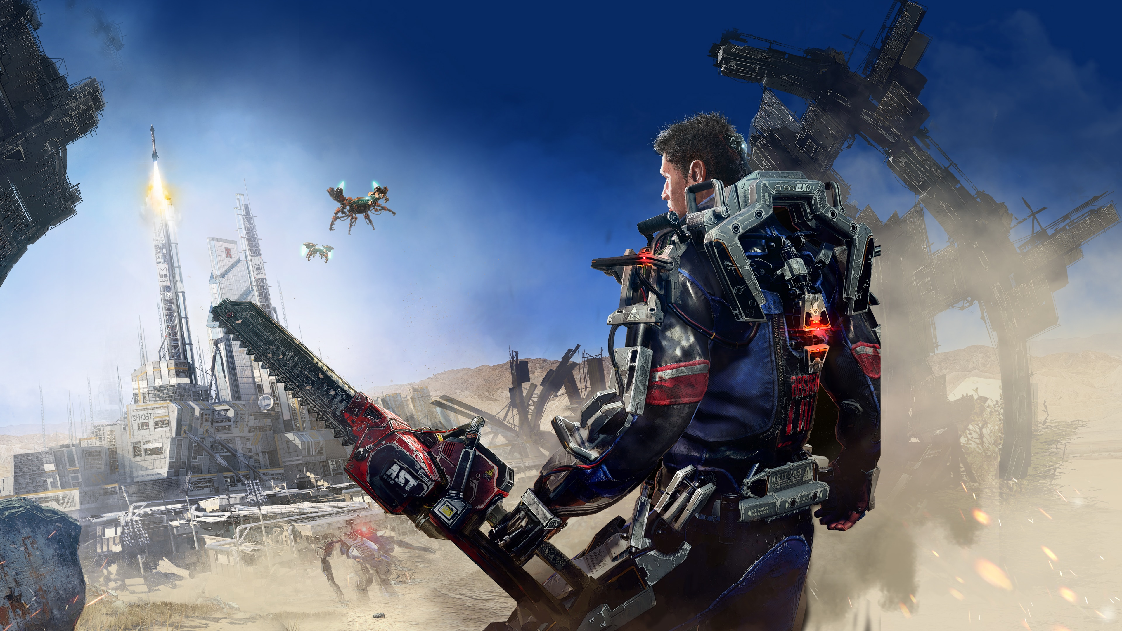 The Surge - Augmented Edition (Simplified Chinese, English, Korean)