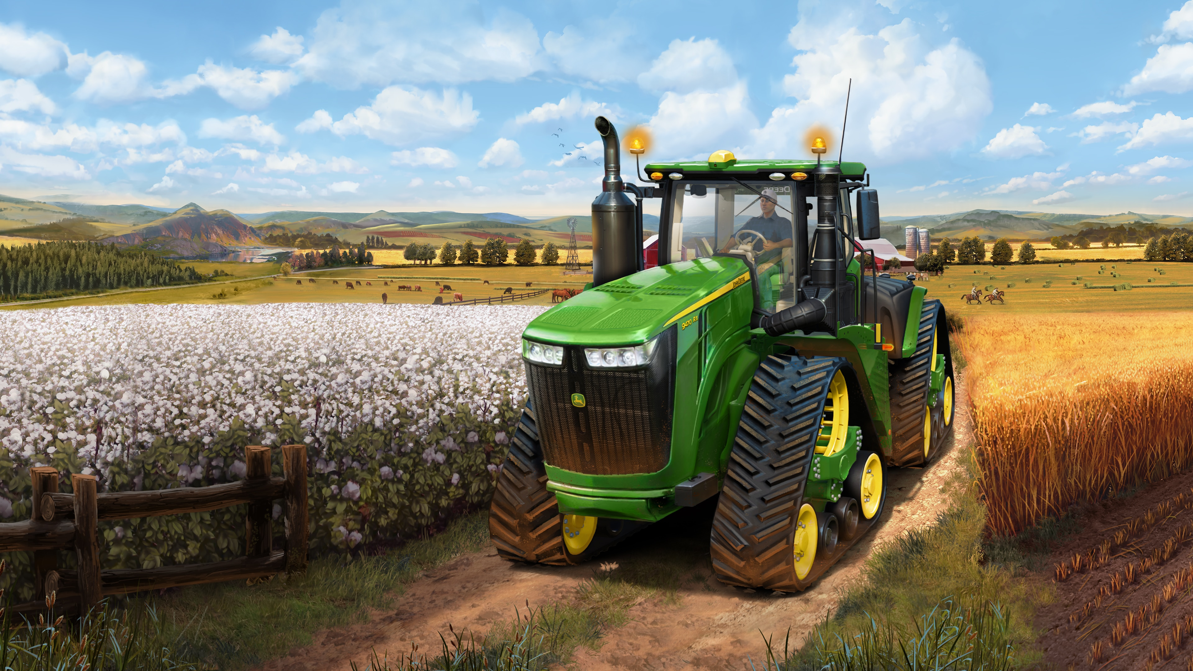 Farming Simulator 19 - Premium Edition (英文版)
