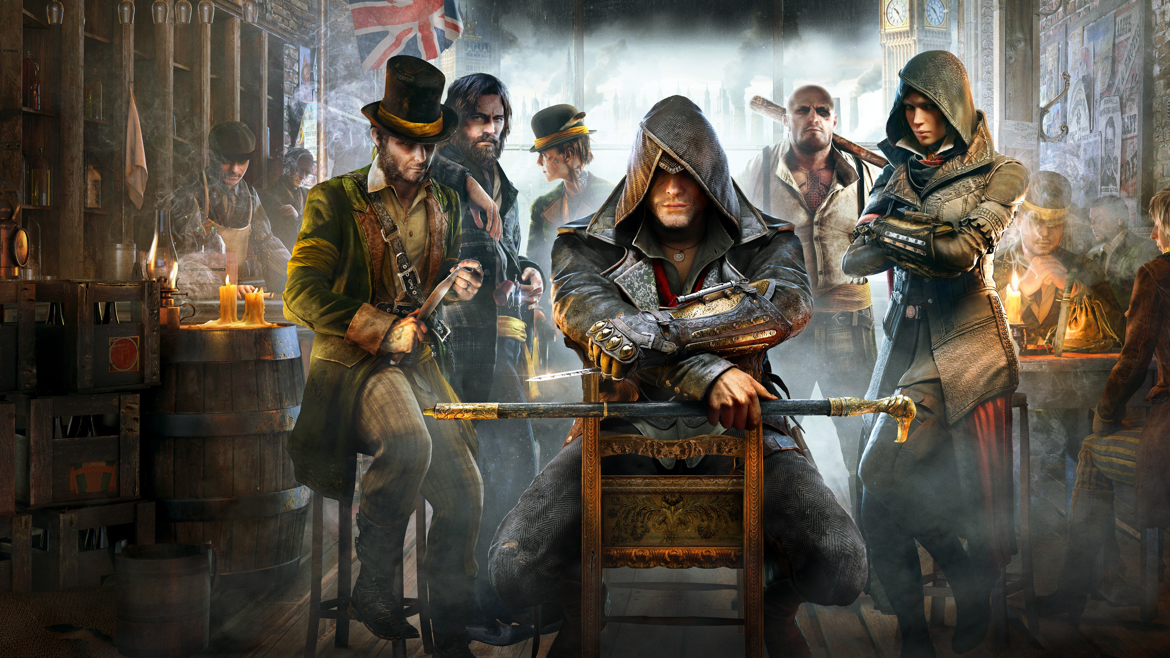 Assassin's Creed® Syndicate - Digital Standard Edition (English/Chinese/Korean Ver.)