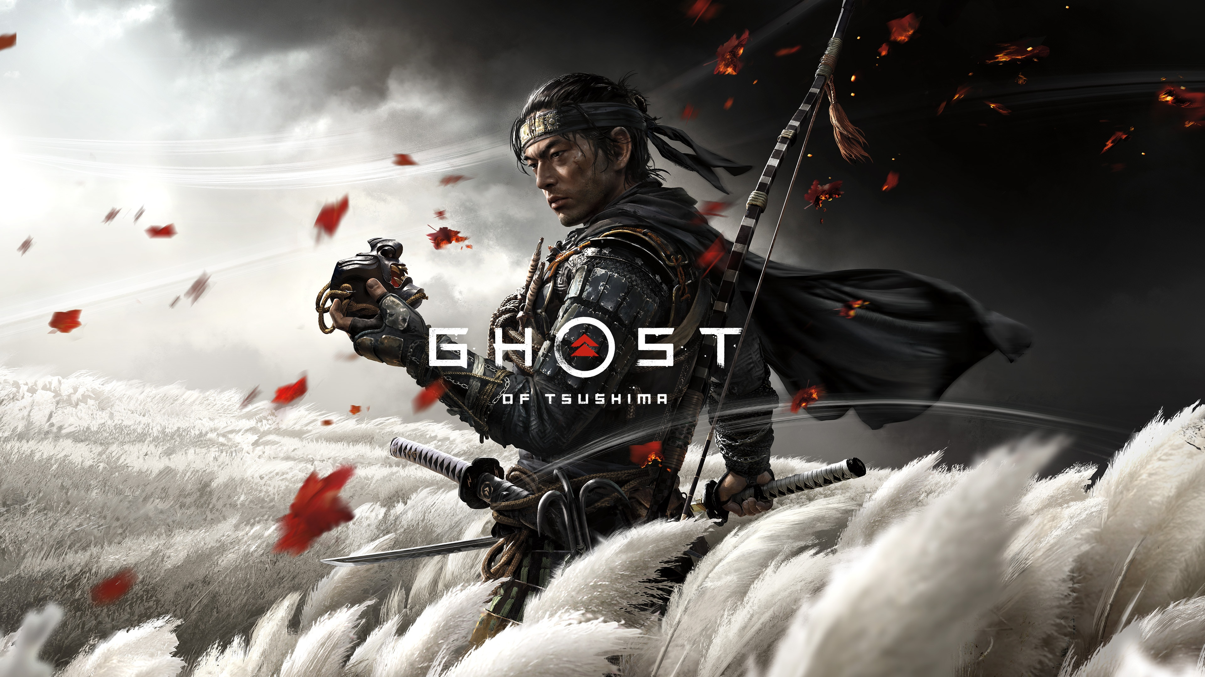 Ghost of Tsushima (Simplified Chinese, English, Korean, Thai, Japanese, Traditional Chinese)